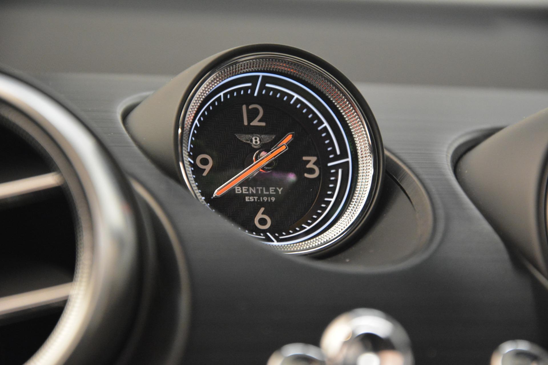 New 2019 BENTLEY Bentayga V8 For Sale In Greenwich, CT. Alfa Romeo of Greenwich, B1382 2536_p25