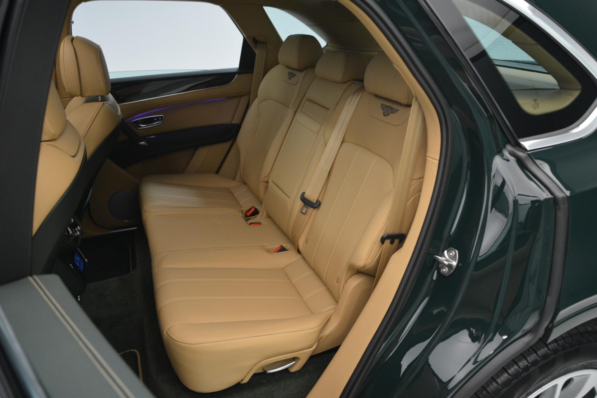 New 2019 Bentley Bentayga V8 For Sale In Greenwich, CT. Alfa Romeo of Greenwich, B1386 2541_p28