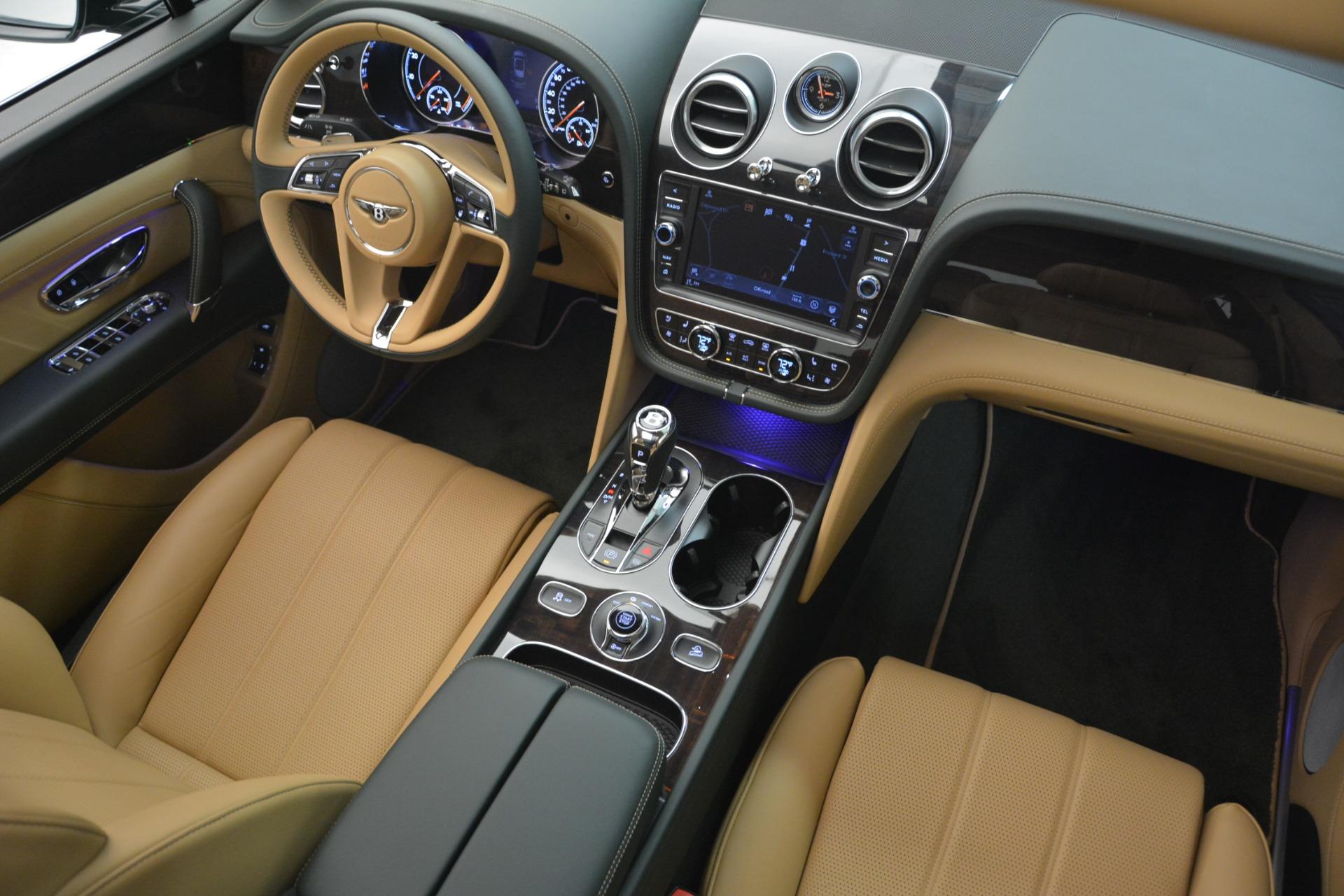 New 2019 Bentley Bentayga V8 For Sale In Greenwich, CT. Alfa Romeo of Greenwich, B1386 2541_p30