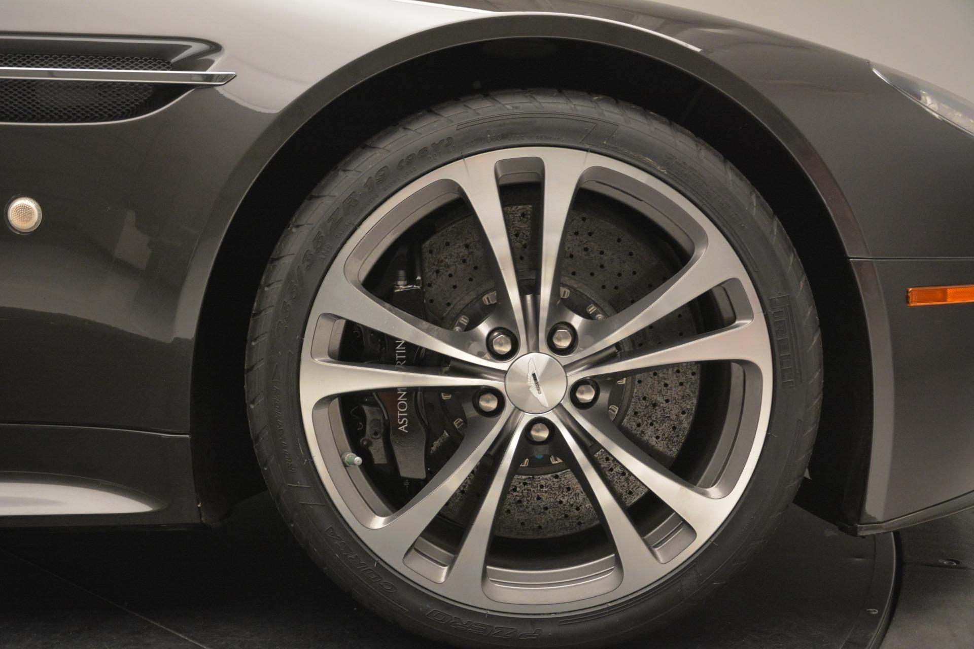 Used 2012 Aston Martin V12 Vantage Coupe For Sale In Greenwich, CT. Alfa Romeo of Greenwich, 7425 2544_p19