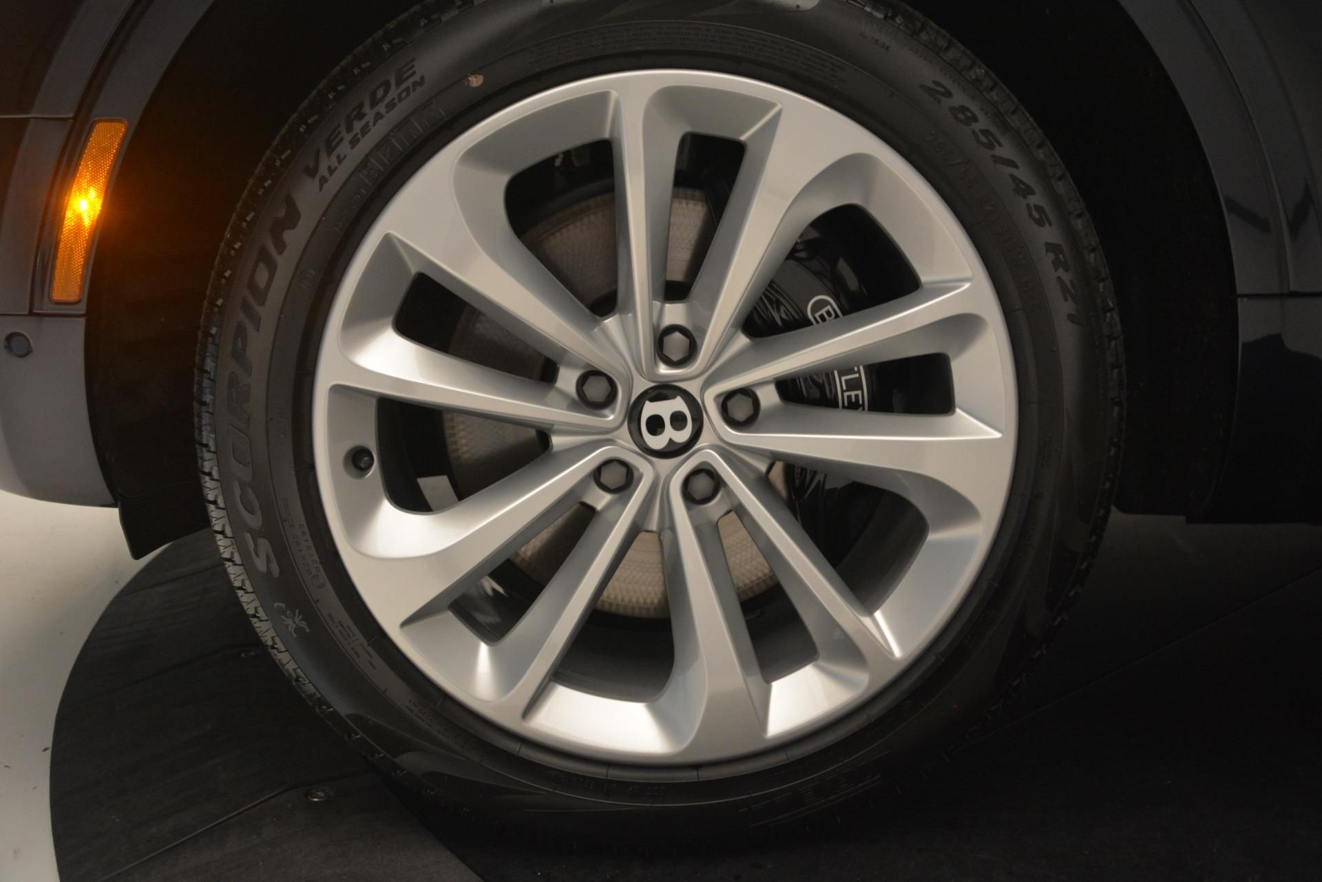 Used 2019 Bentley Bentayga V8 For Sale In Greenwich, CT. Alfa Romeo of Greenwich, B1369 2549_p15