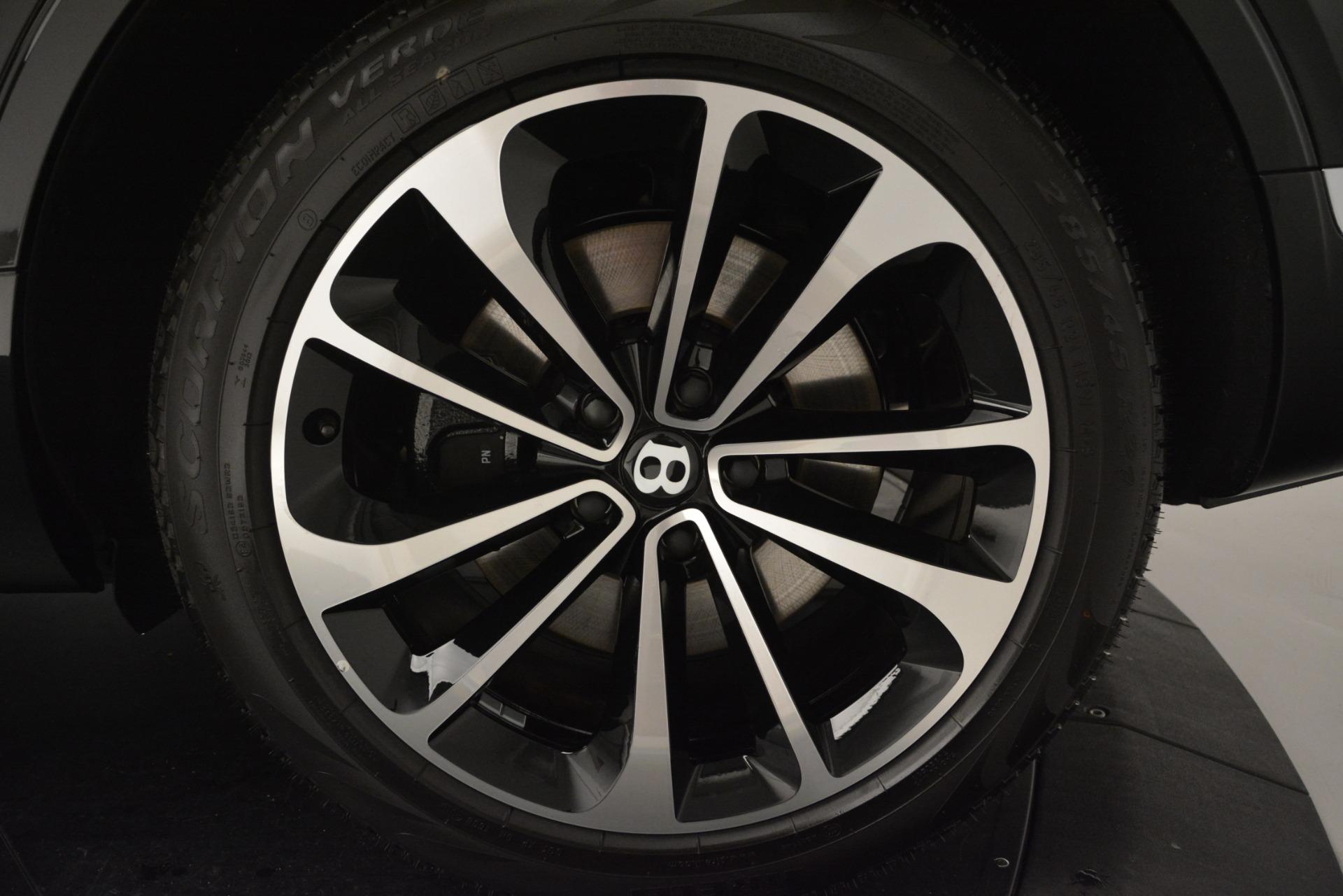 New 2019 Bentley Bentayga V8 For Sale In Greenwich, CT. Alfa Romeo of Greenwich, B1373 2552_p14
