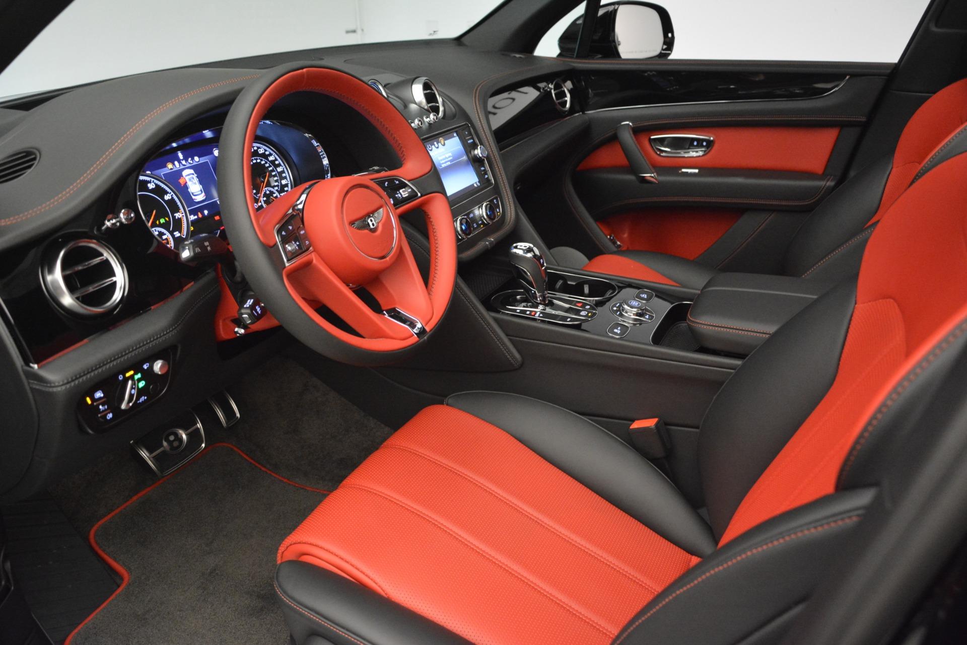 New 2019 Bentley Bentayga V8 For Sale In Greenwich, CT. Alfa Romeo of Greenwich, B1373 2552_p16