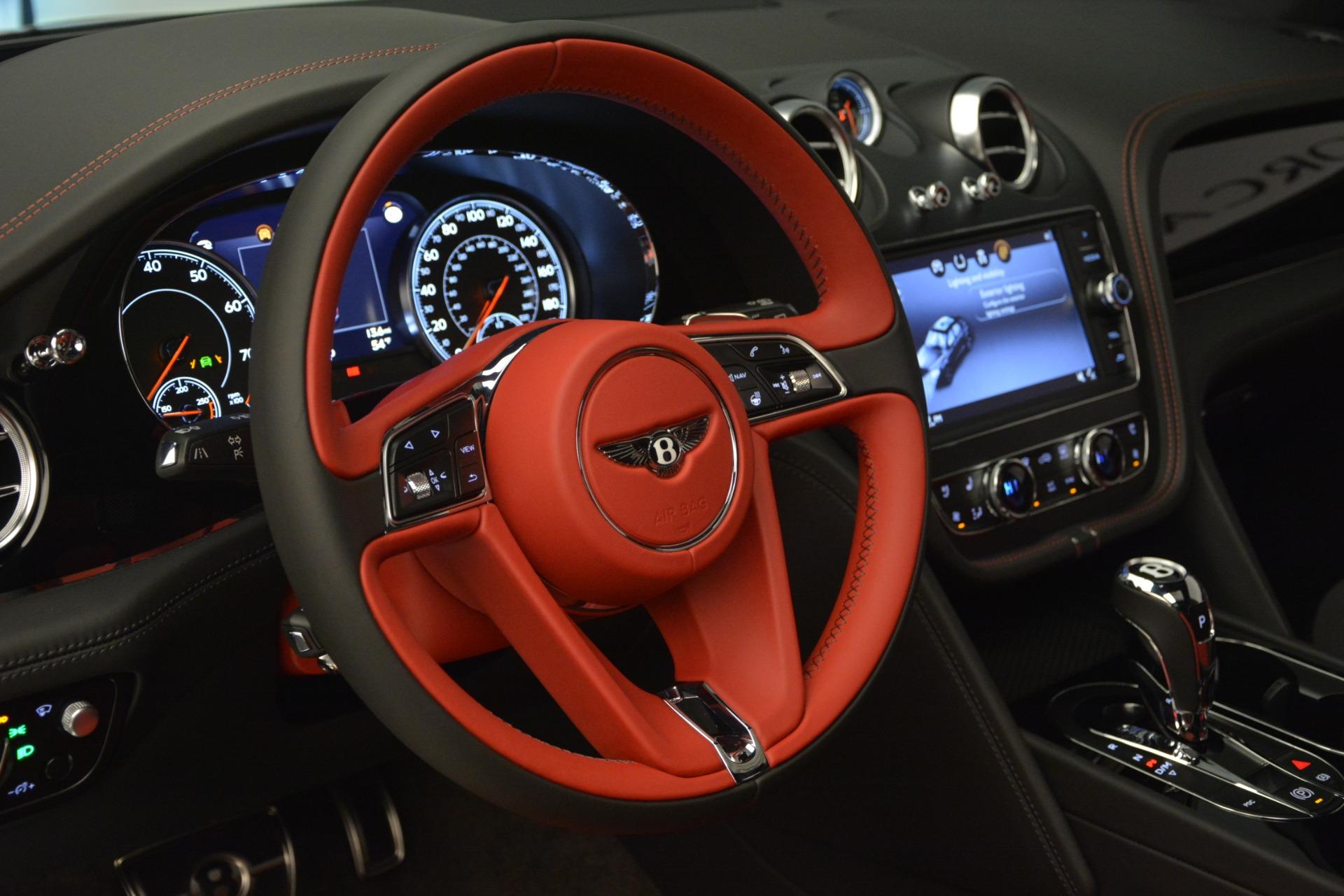 New 2019 Bentley Bentayga V8 For Sale In Greenwich, CT. Alfa Romeo of Greenwich, B1373 2552_p20
