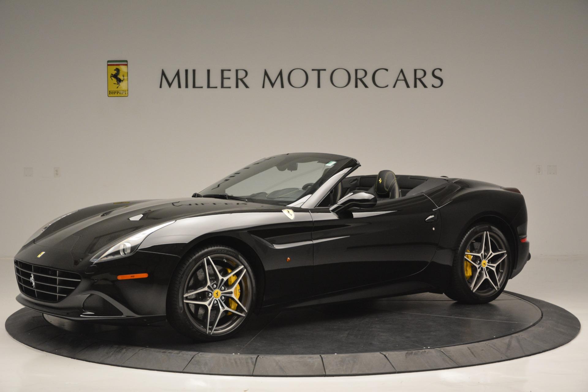 Used 2017 Ferrari California T Handling Speciale For Sale In Greenwich, CT. Alfa Romeo of Greenwich, 4505 2554_p2