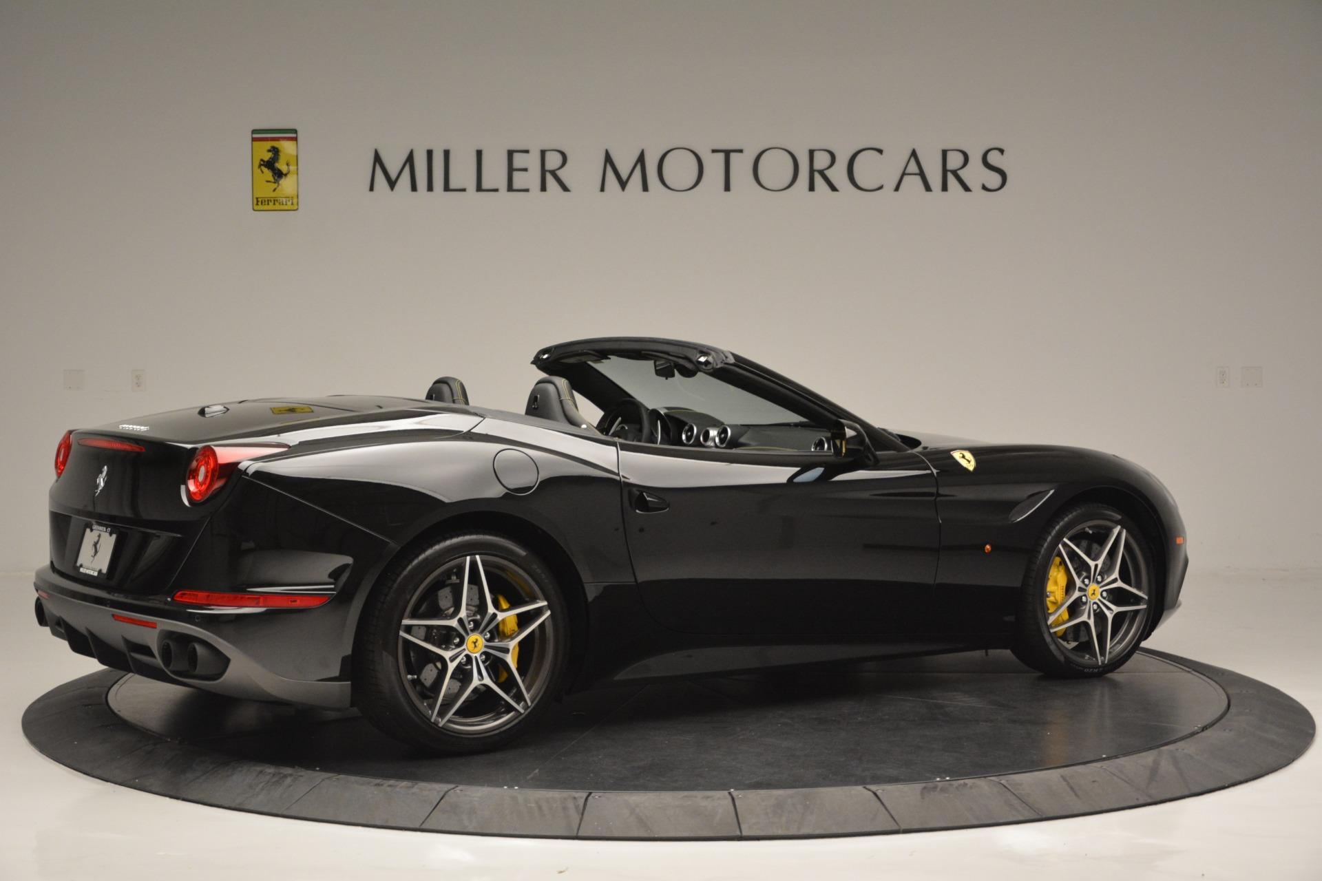 Used 2017 Ferrari California T Handling Speciale For Sale In Greenwich, CT. Alfa Romeo of Greenwich, 4505 2554_p8