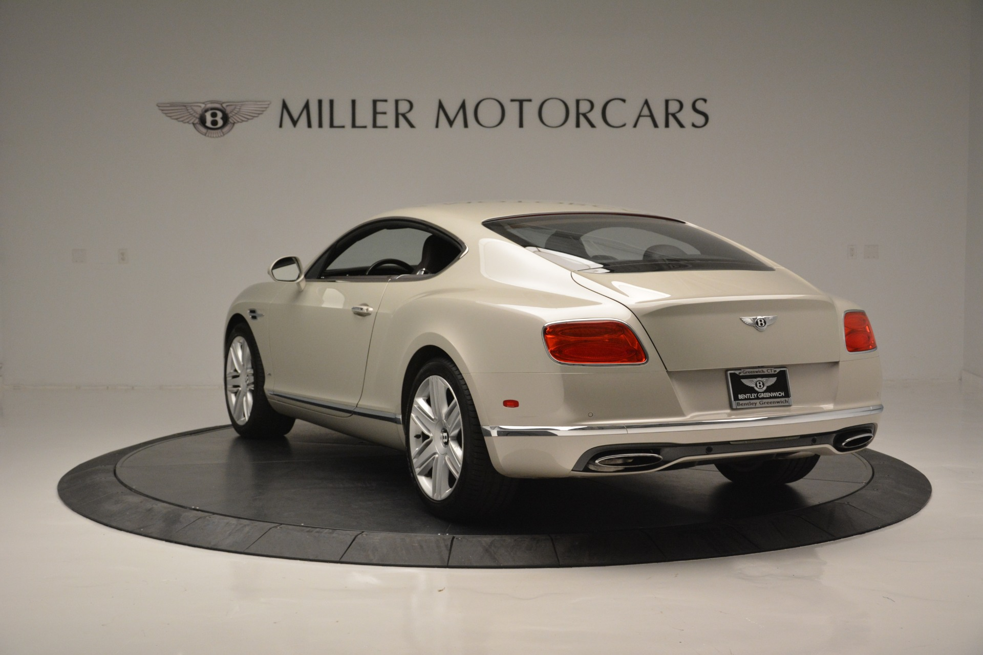 Used 2016 Bentley Continental GT W12 For Sale In Greenwich, CT. Alfa Romeo of Greenwich, B1361A 2555_p5