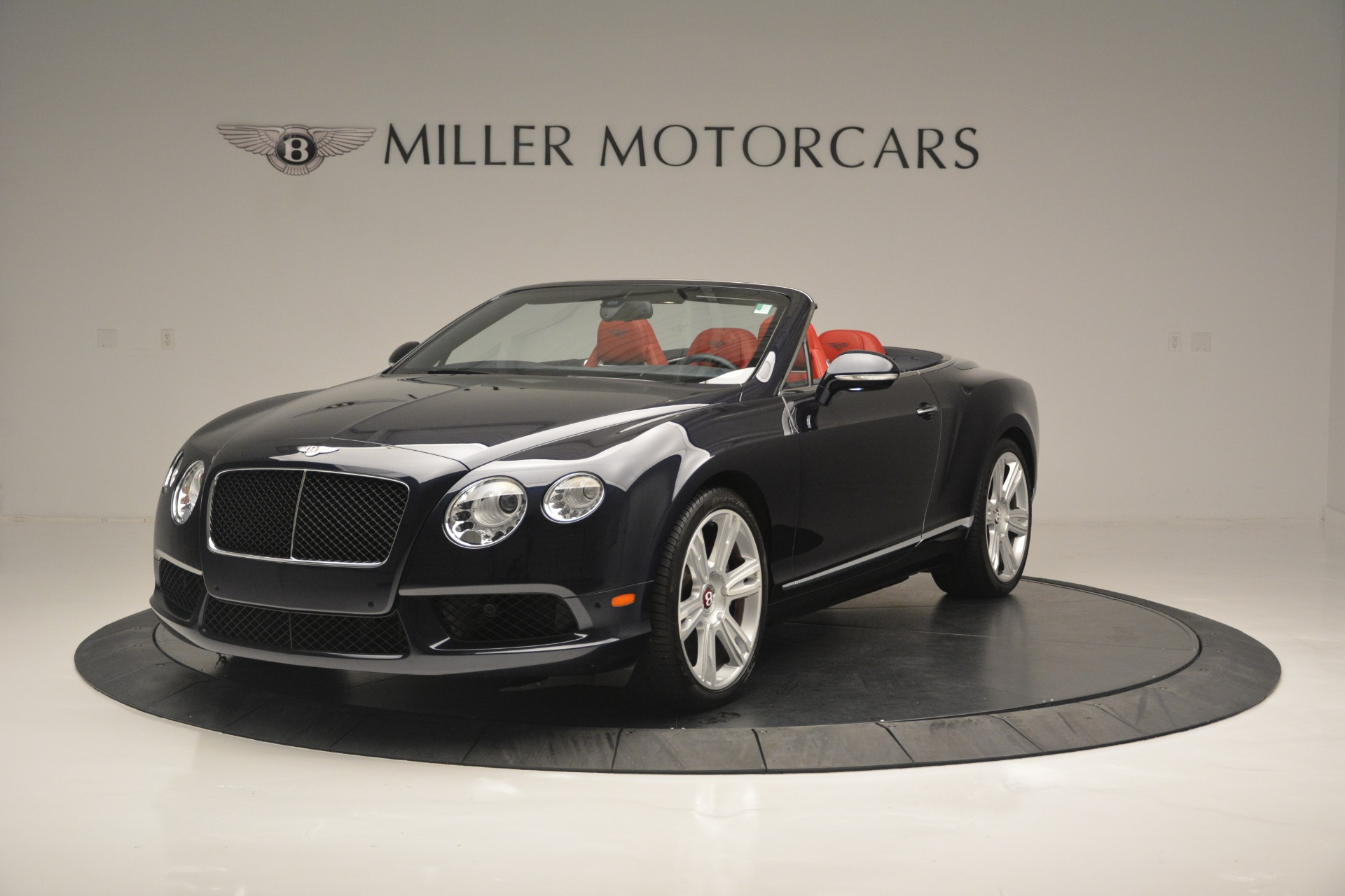 Used 2013 Bentley Continental GT V8 For Sale In Greenwich, CT. Alfa Romeo of Greenwich, 7337A 2557_main
