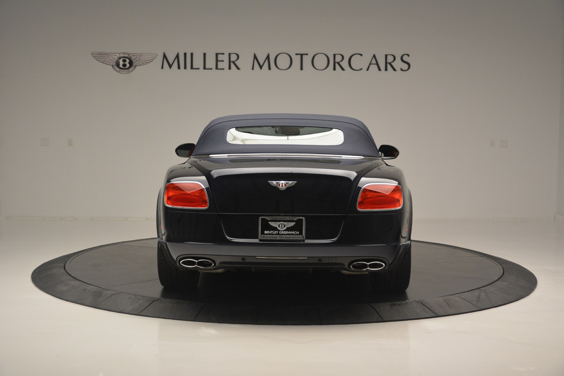 Used 2013 Bentley Continental GT V8 For Sale In Greenwich, CT. Alfa Romeo of Greenwich, 7337A 2557_p16