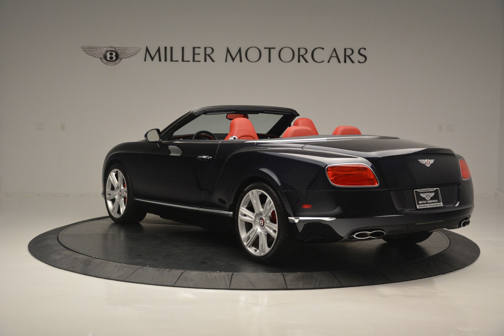 Used 2013 Bentley Continental GT V8 For Sale In Greenwich, CT. Alfa Romeo of Greenwich, 7337A 2557_p5