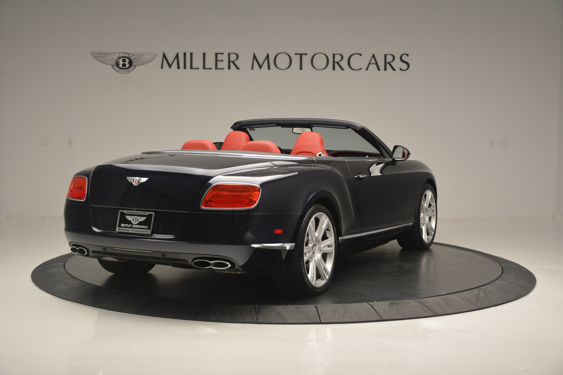 Used 2013 Bentley Continental GT V8 For Sale In Greenwich, CT. Alfa Romeo of Greenwich, 7337A 2557_p7