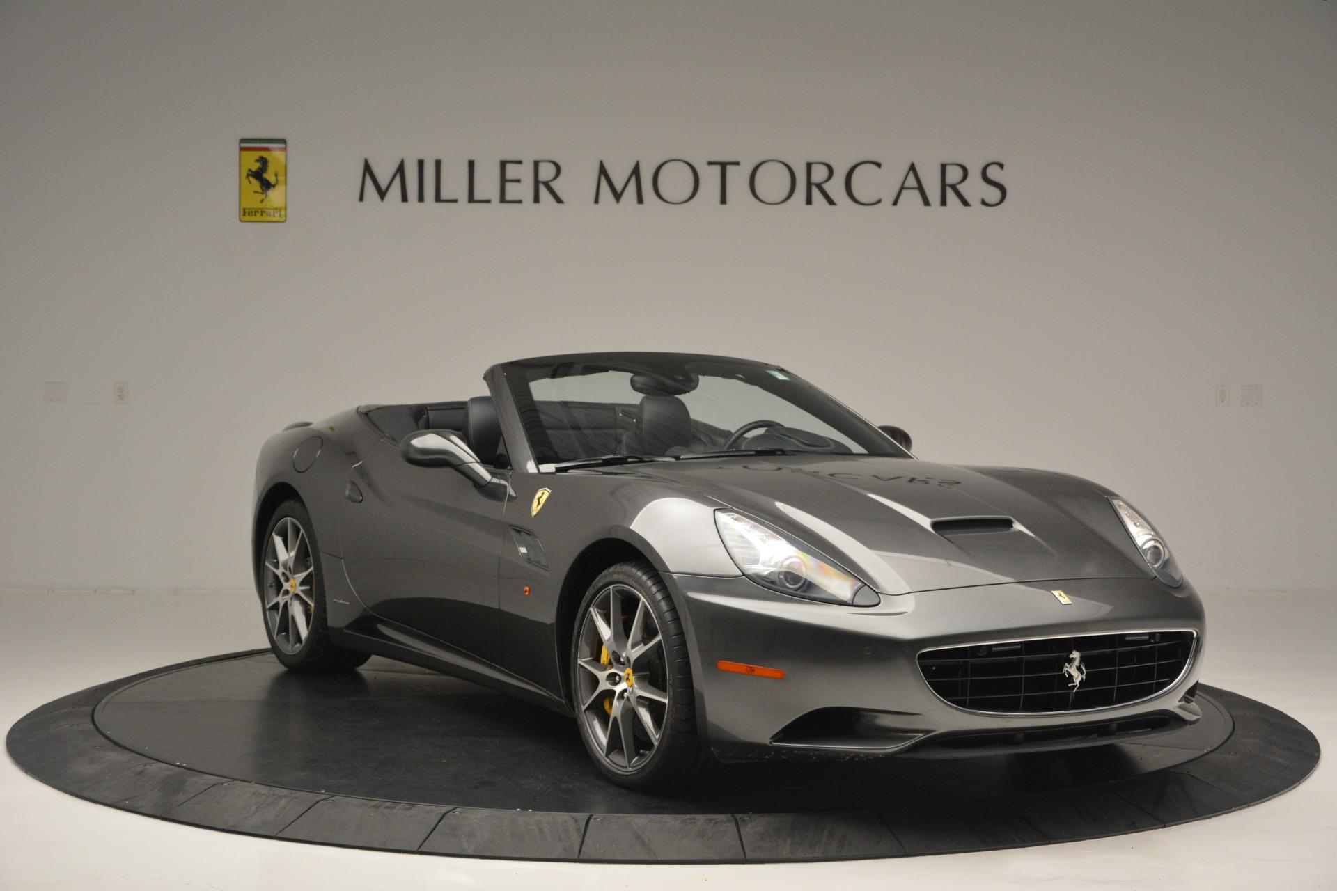 Used 2013 Ferrari California 30 For Sale In Greenwich, CT. Alfa Romeo of Greenwich, 4471A 2559_p11