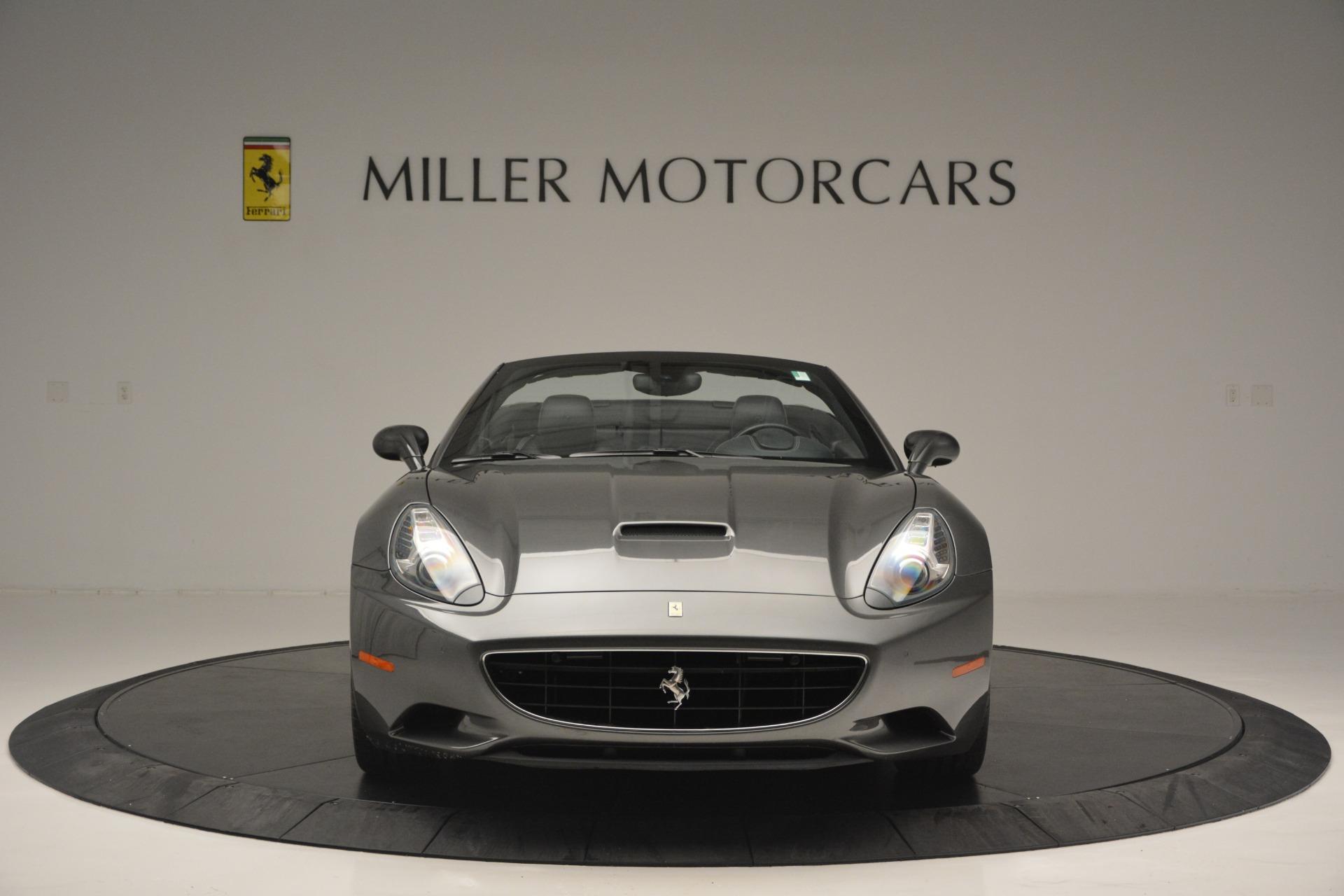 Used 2013 Ferrari California 30 For Sale In Greenwich, CT. Alfa Romeo of Greenwich, 4471A 2559_p12