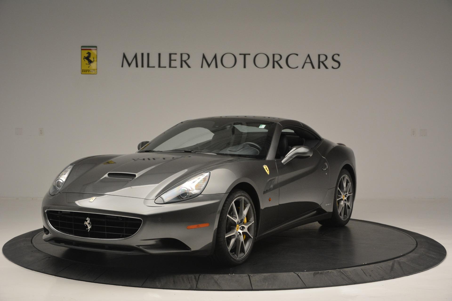Used 2013 Ferrari California 30 For Sale In Greenwich, CT. Alfa Romeo of Greenwich, 4471A 2559_p13