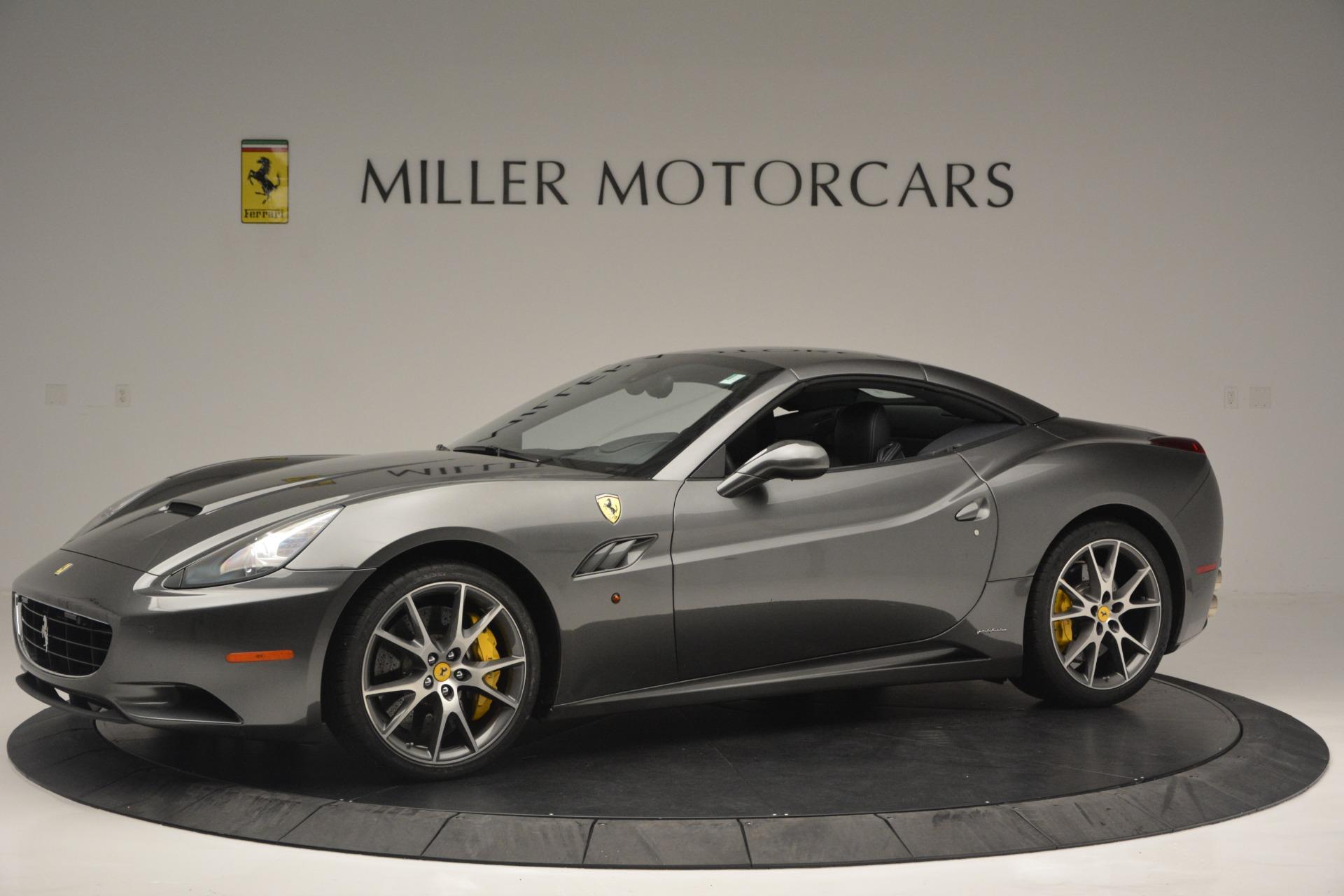 Used 2013 Ferrari California 30 For Sale In Greenwich, CT. Alfa Romeo of Greenwich, 4471A 2559_p14