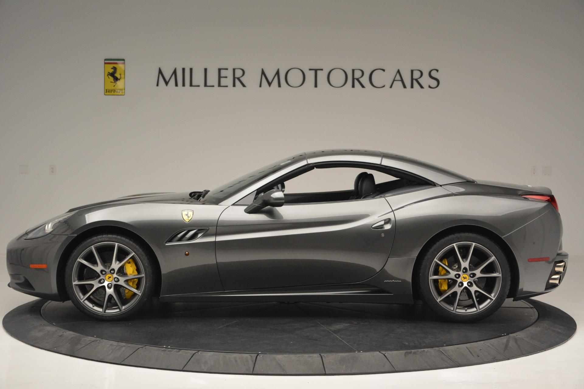 Used 2013 Ferrari California 30 For Sale In Greenwich, CT. Alfa Romeo of Greenwich, 4471A 2559_p15