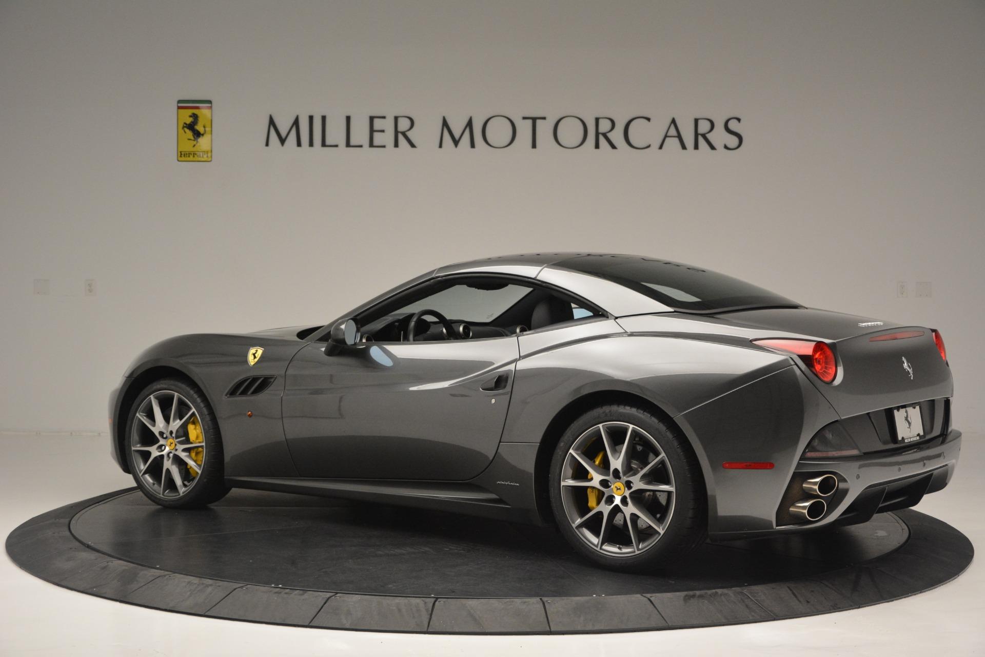 Used 2013 Ferrari California 30 For Sale In Greenwich, CT. Alfa Romeo of Greenwich, 4471A 2559_p16