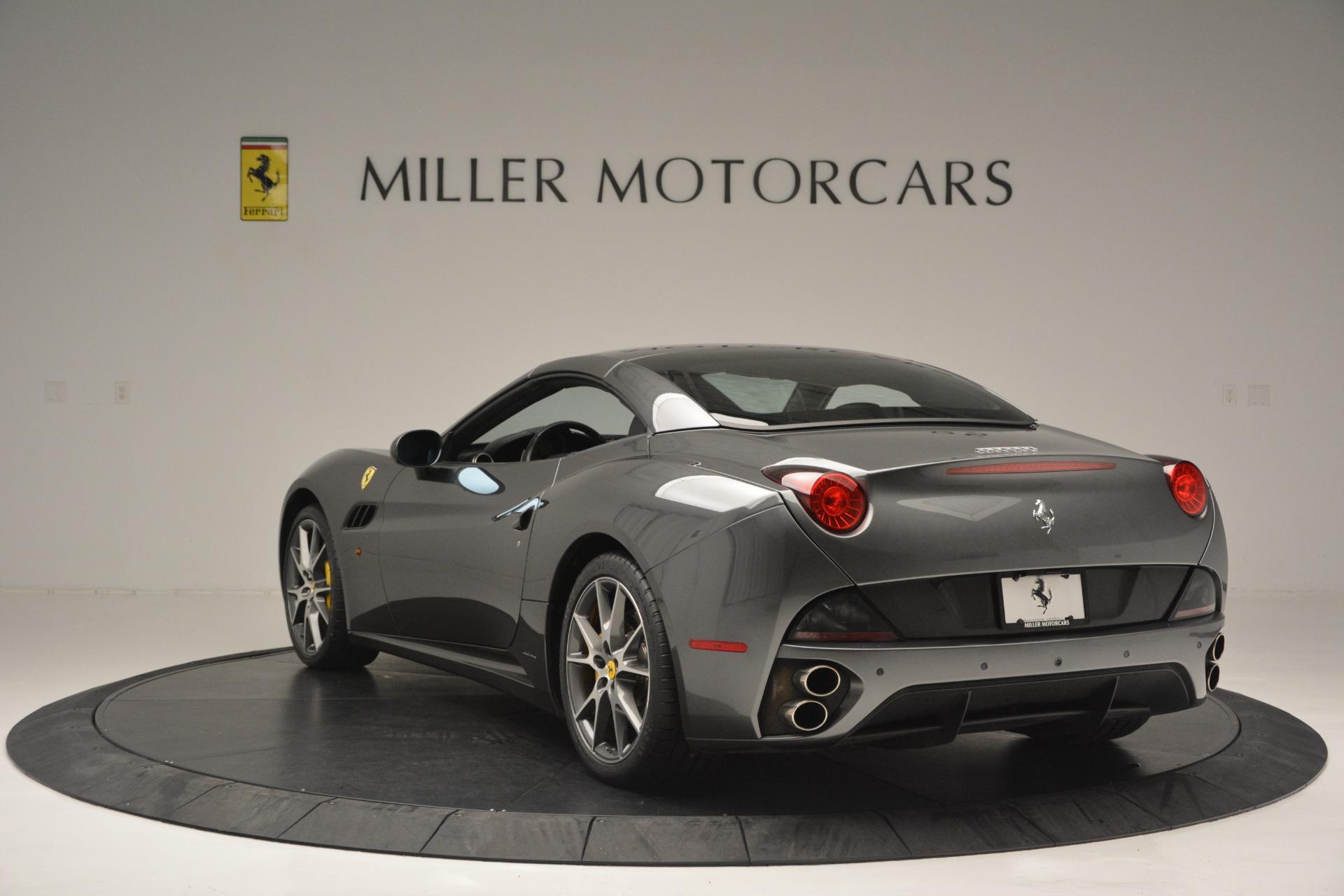 Used 2013 Ferrari California 30 For Sale In Greenwich, CT. Alfa Romeo of Greenwich, 4471A 2559_p17