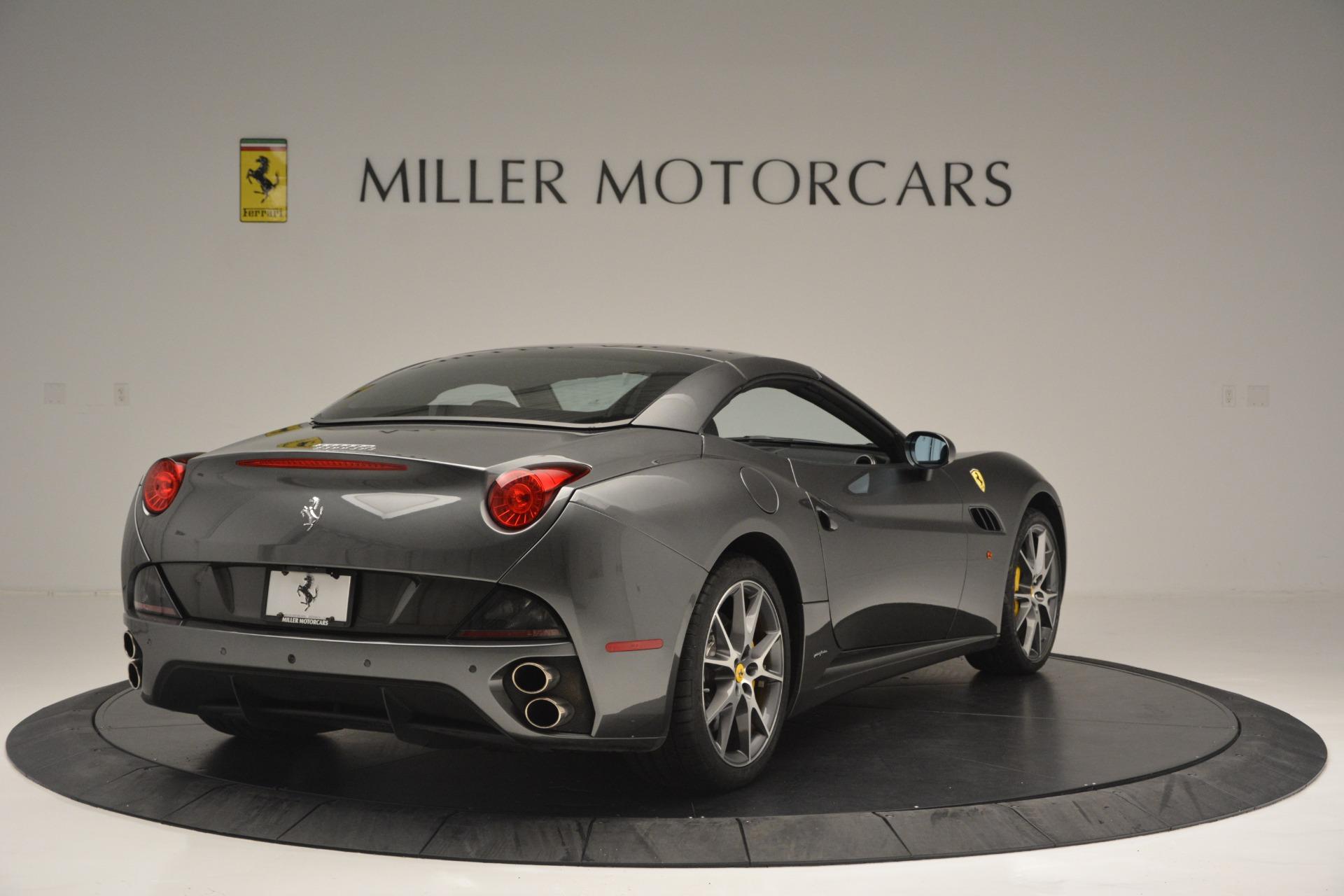 Used 2013 Ferrari California 30 For Sale In Greenwich, CT. Alfa Romeo of Greenwich, 4471A 2559_p19