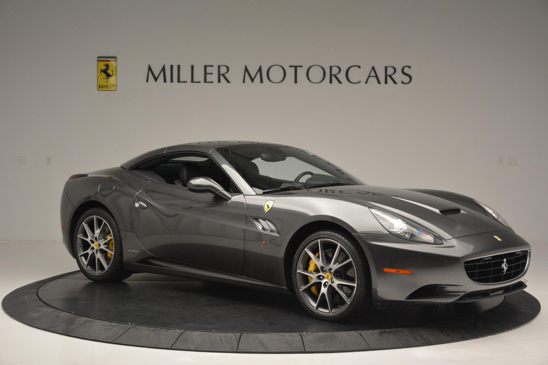 Used 2013 Ferrari California 30 For Sale In Greenwich, CT. Alfa Romeo of Greenwich, 4471A 2559_p22