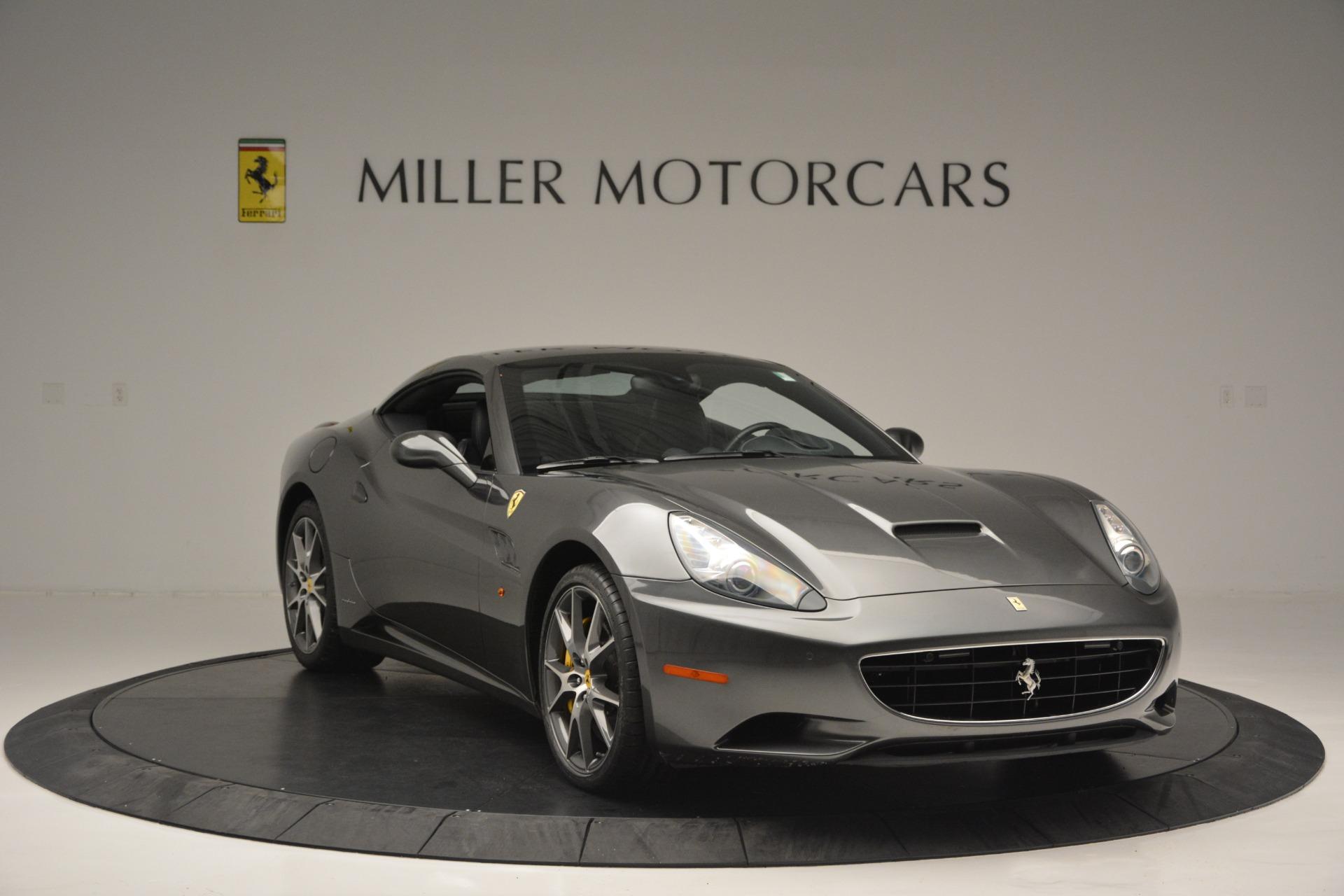 Used 2013 Ferrari California 30 For Sale In Greenwich, CT. Alfa Romeo of Greenwich, 4471A 2559_p23