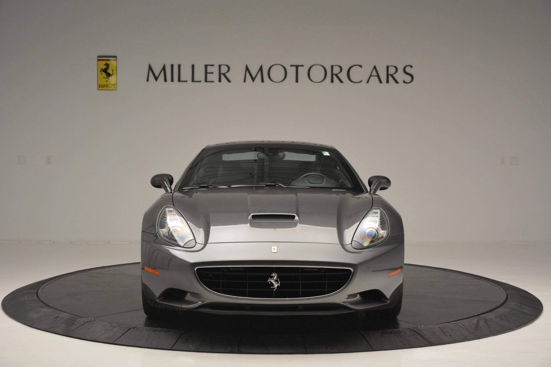 Used 2013 Ferrari California 30 For Sale In Greenwich, CT. Alfa Romeo of Greenwich, 4471A 2559_p24