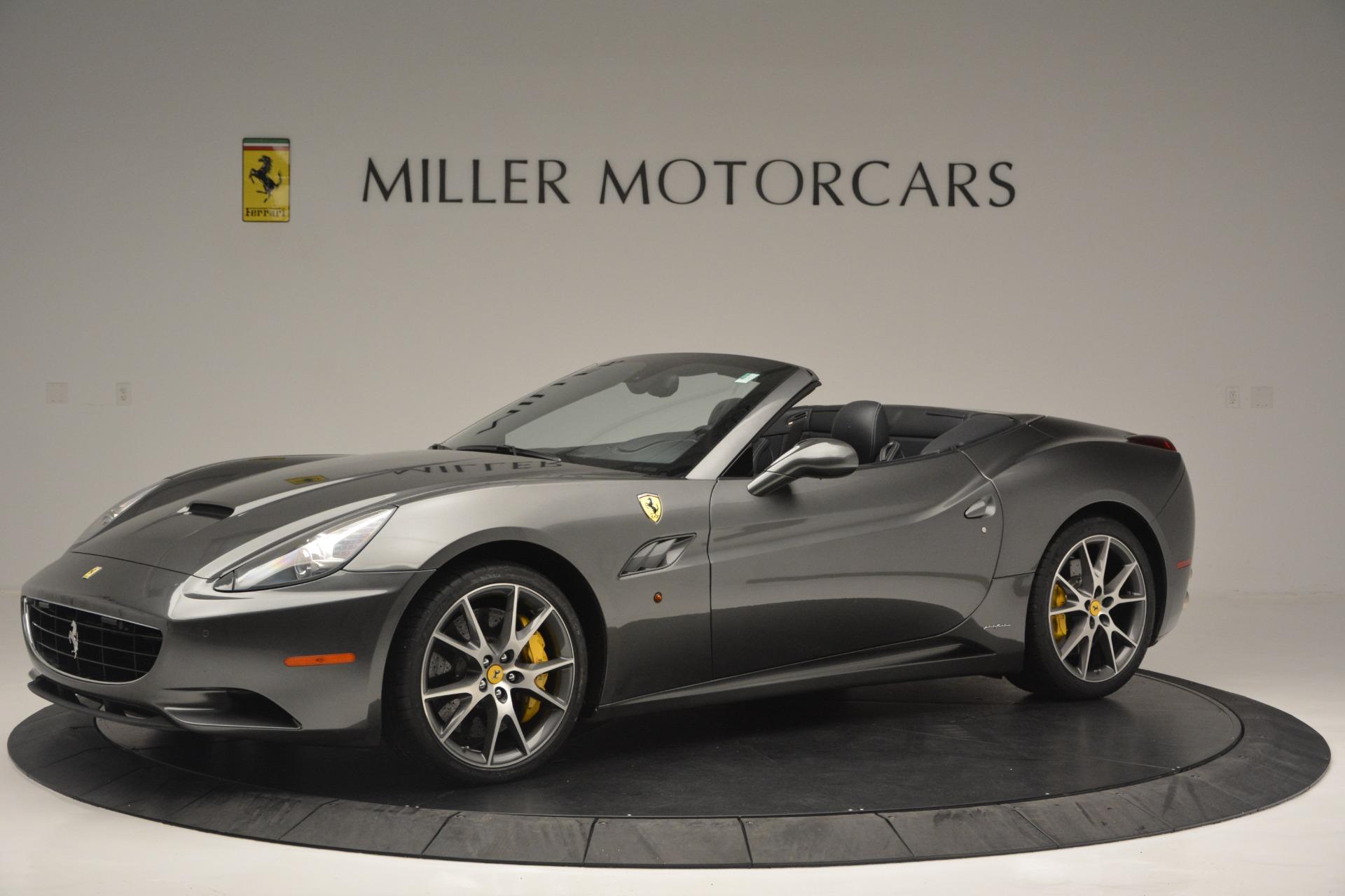 Used 2013 Ferrari California 30 For Sale In Greenwich, CT. Alfa Romeo of Greenwich, 4471A 2559_p2