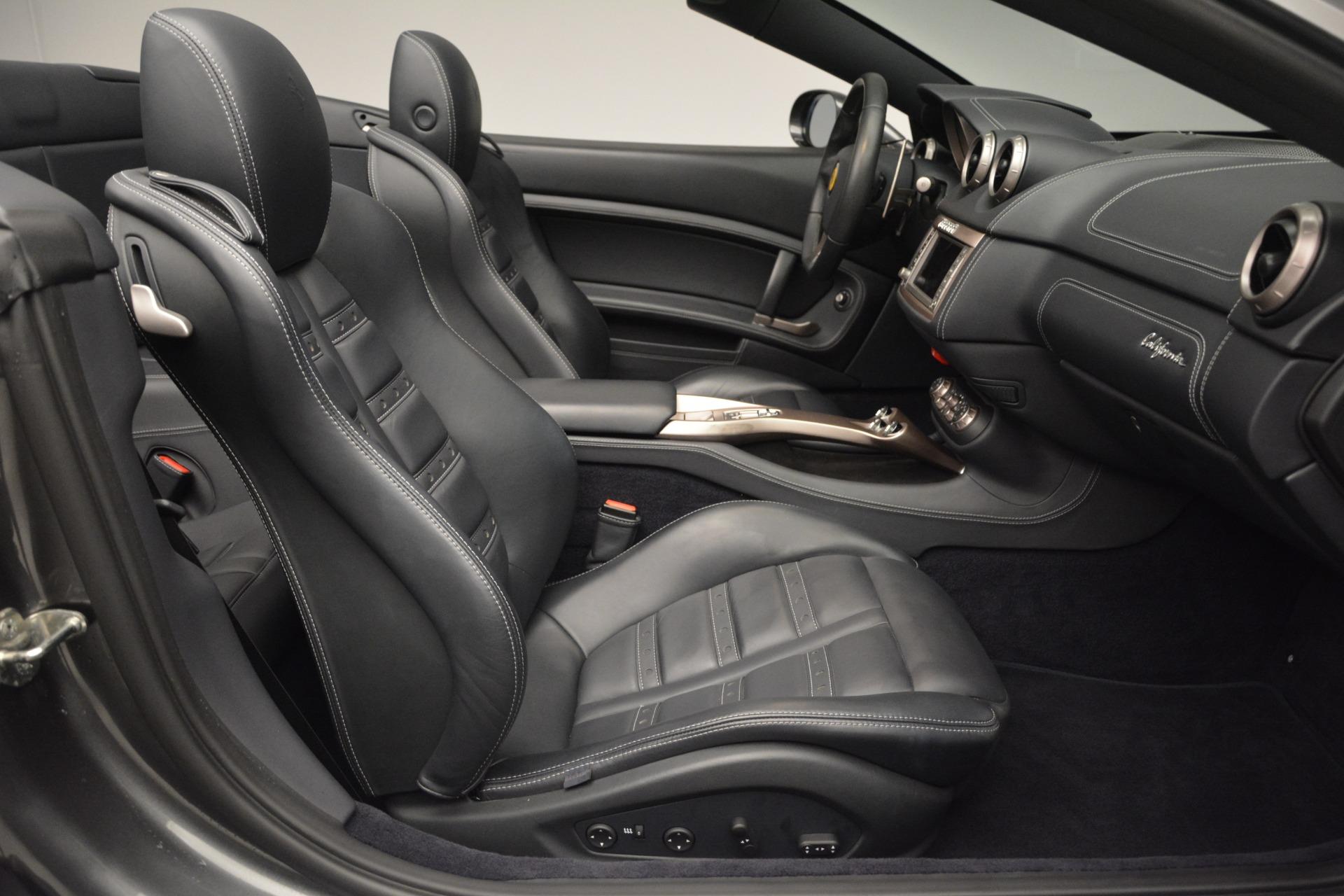 Used 2013 Ferrari California 30 For Sale In Greenwich, CT. Alfa Romeo of Greenwich, 4471A 2559_p31
