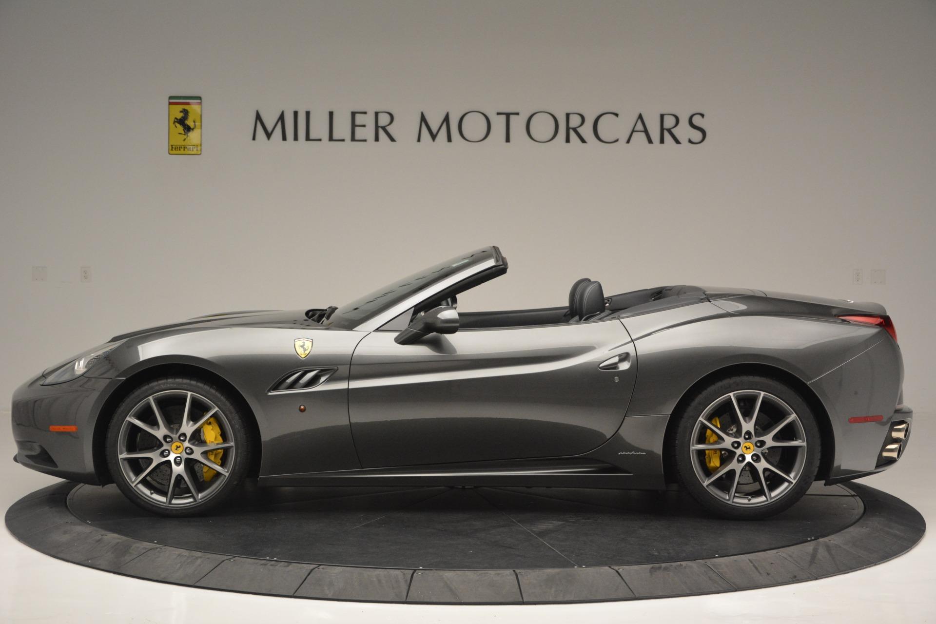 Used 2013 Ferrari California 30 For Sale In Greenwich, CT. Alfa Romeo of Greenwich, 4471A 2559_p3