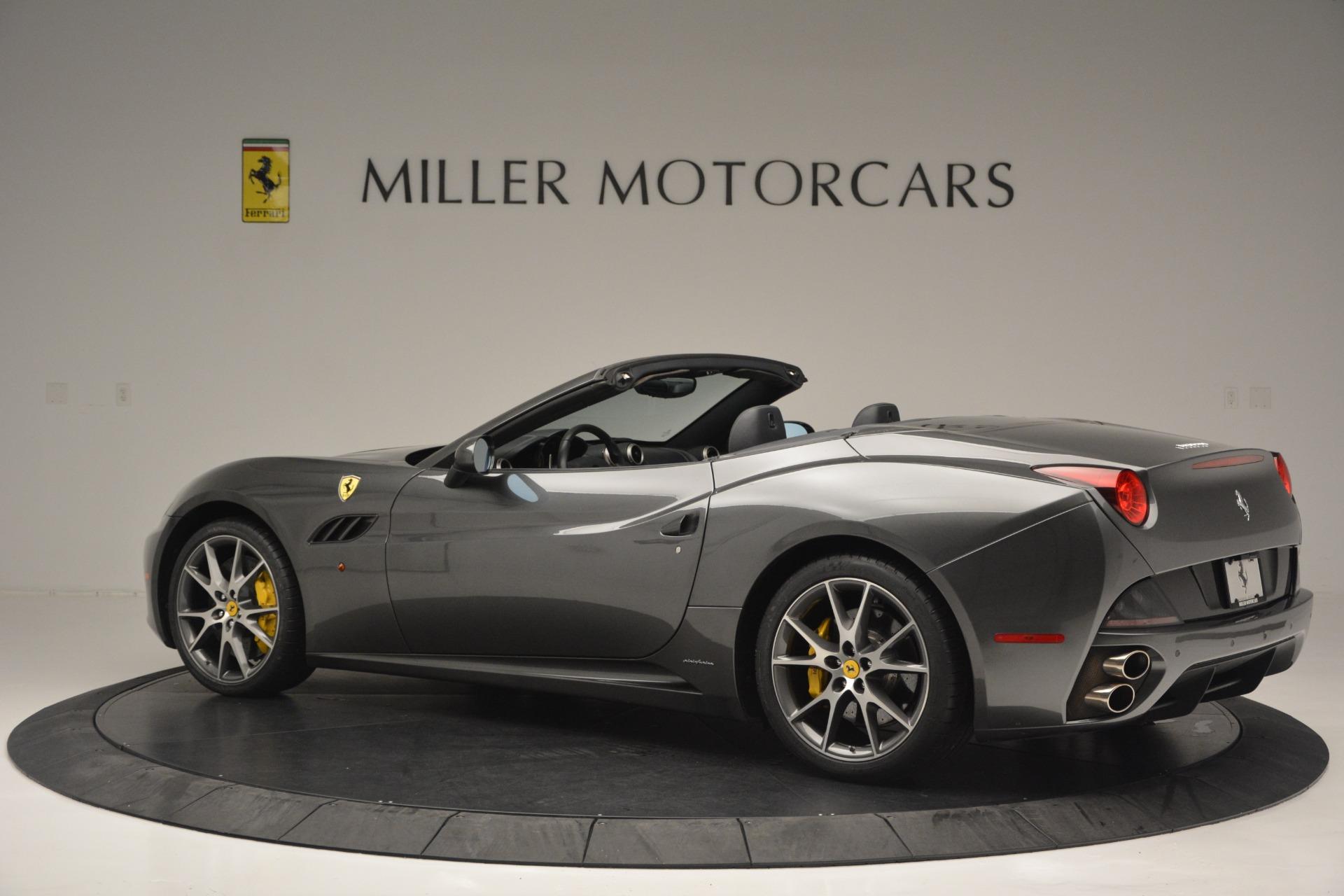 Used 2013 Ferrari California 30 For Sale In Greenwich, CT. Alfa Romeo of Greenwich, 4471A 2559_p4