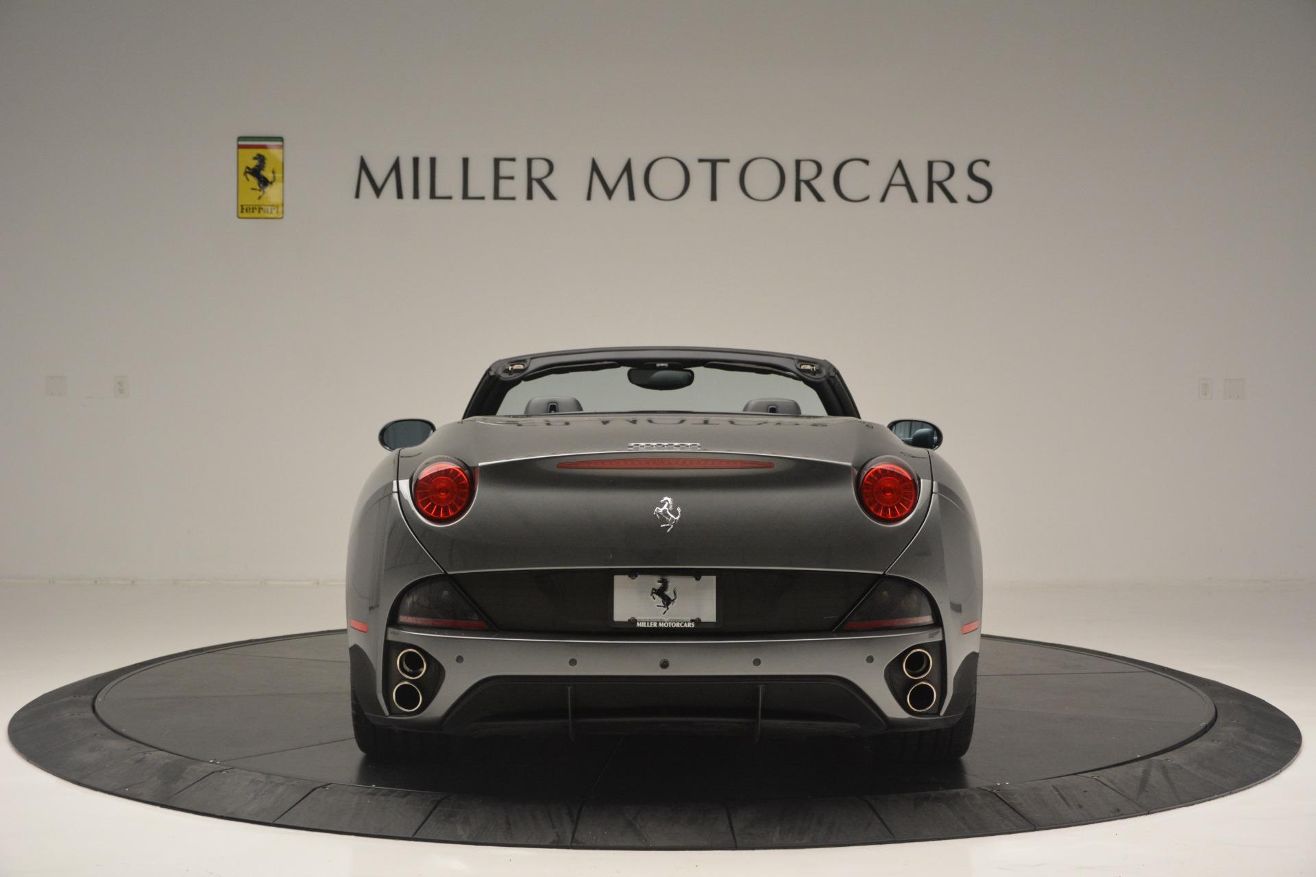 Used 2013 Ferrari California 30 For Sale In Greenwich, CT. Alfa Romeo of Greenwich, 4471A 2559_p6