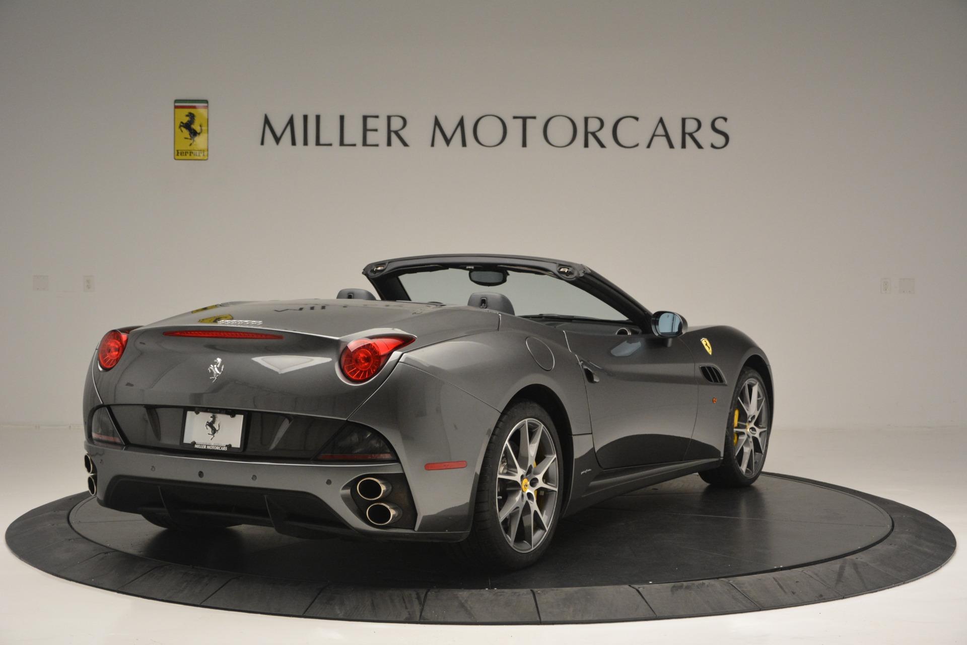 Used 2013 Ferrari California 30 For Sale In Greenwich, CT. Alfa Romeo of Greenwich, 4471A 2559_p7
