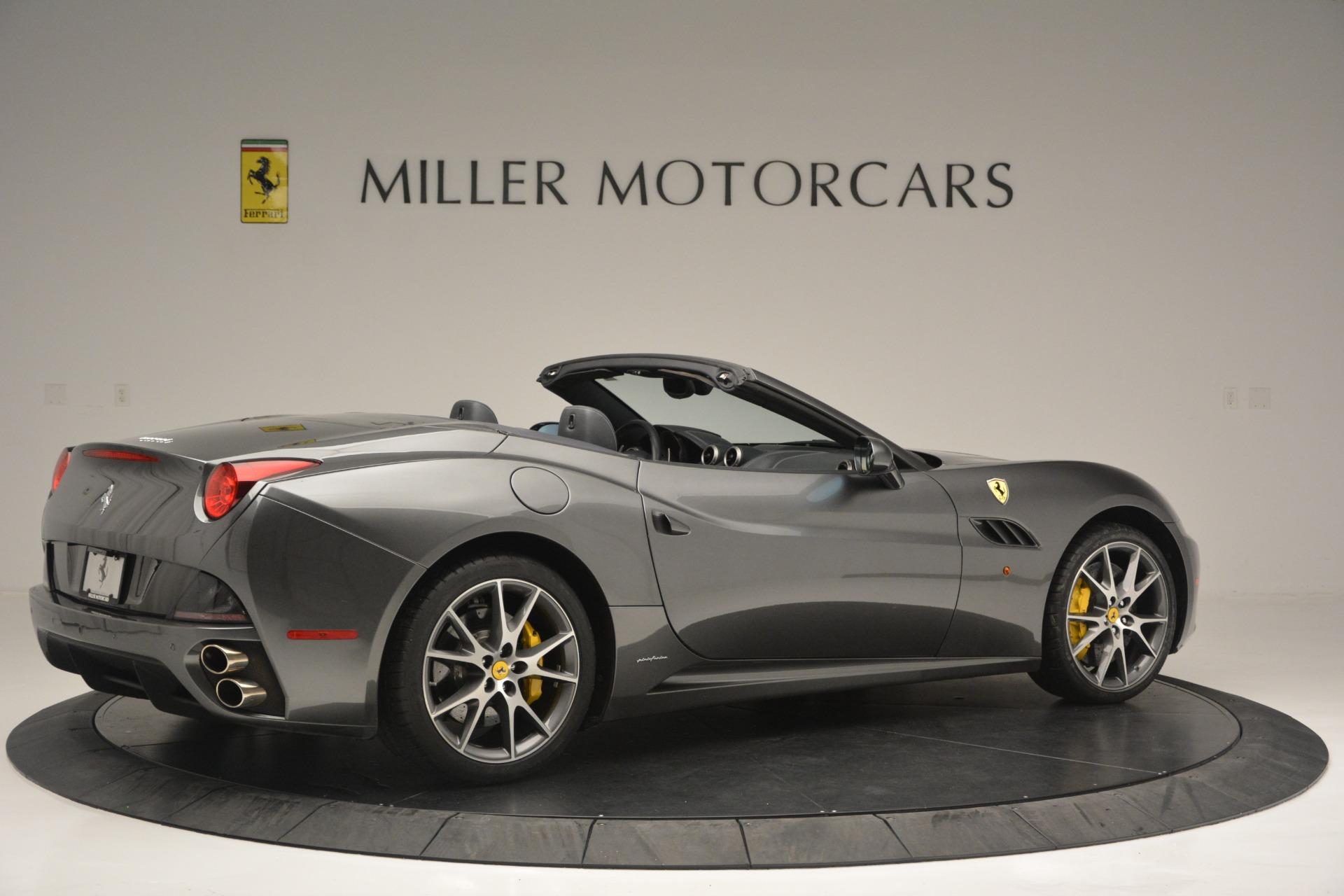 Used 2013 Ferrari California 30 For Sale In Greenwich, CT. Alfa Romeo of Greenwich, 4471A 2559_p8