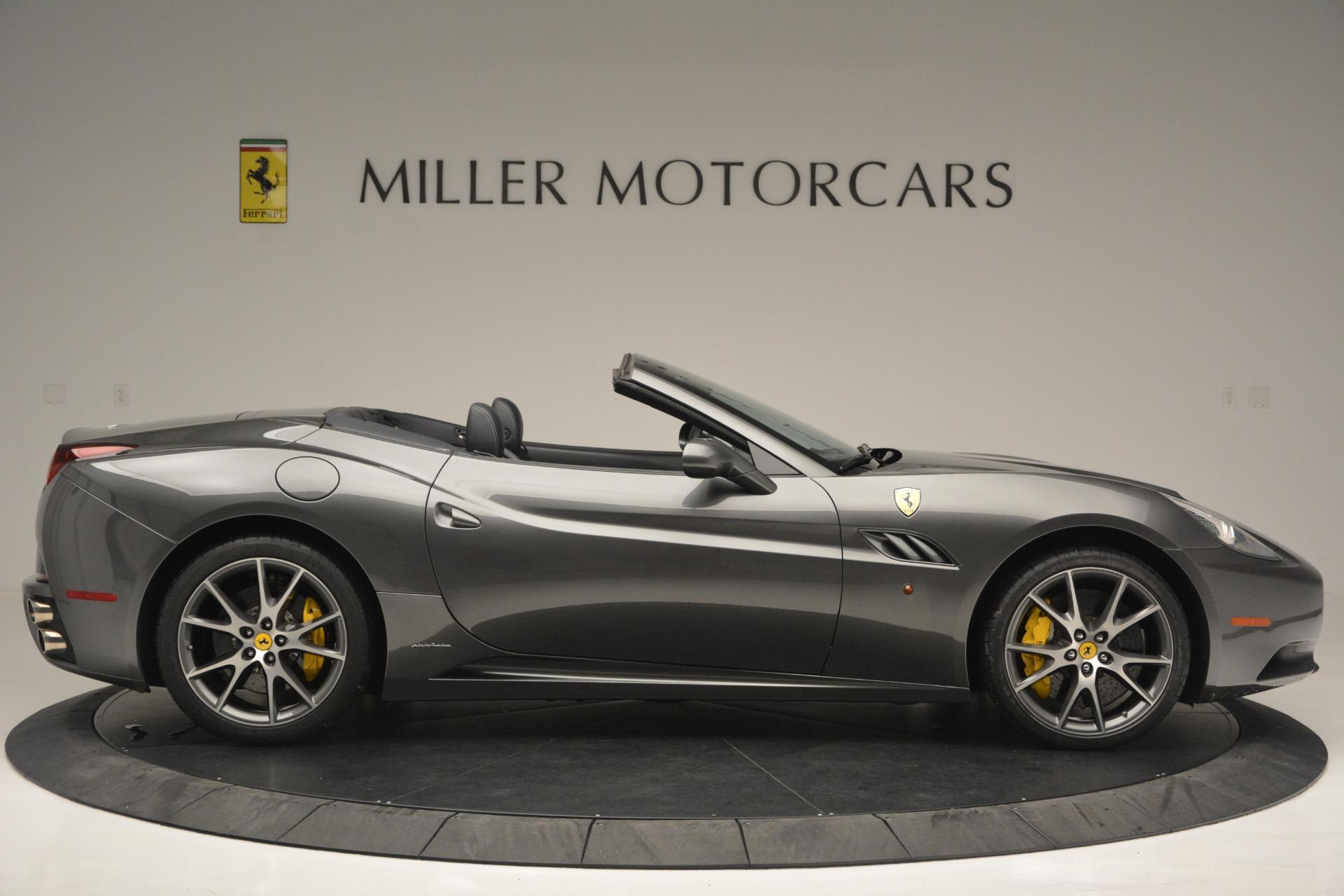 Used 2013 Ferrari California 30 For Sale In Greenwich, CT. Alfa Romeo of Greenwich, 4471A 2559_p9