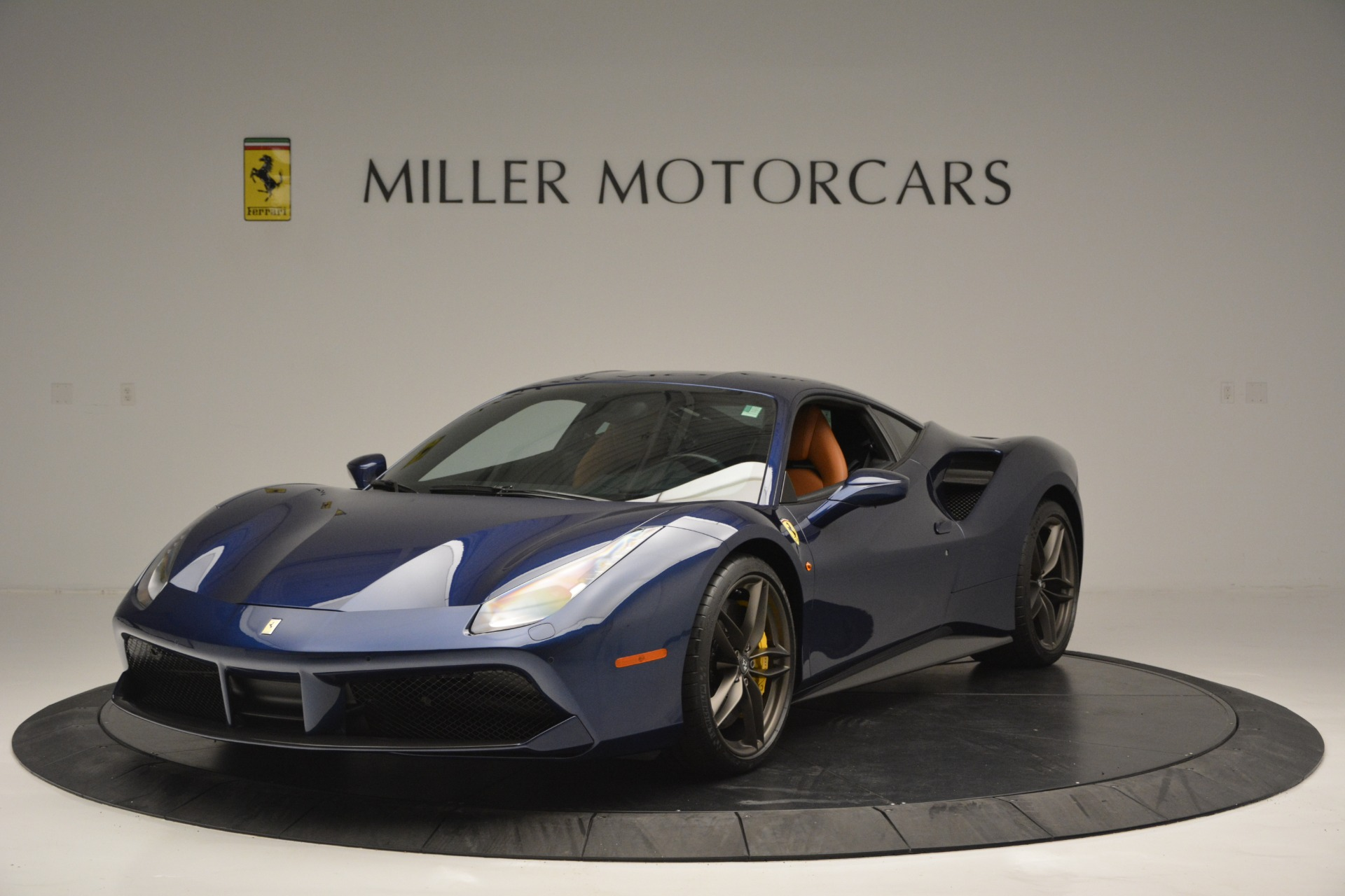 Used 2018 Ferrari 488 GTB  For Sale In Greenwich, CT. Alfa Romeo of Greenwich, 4506 2560_main