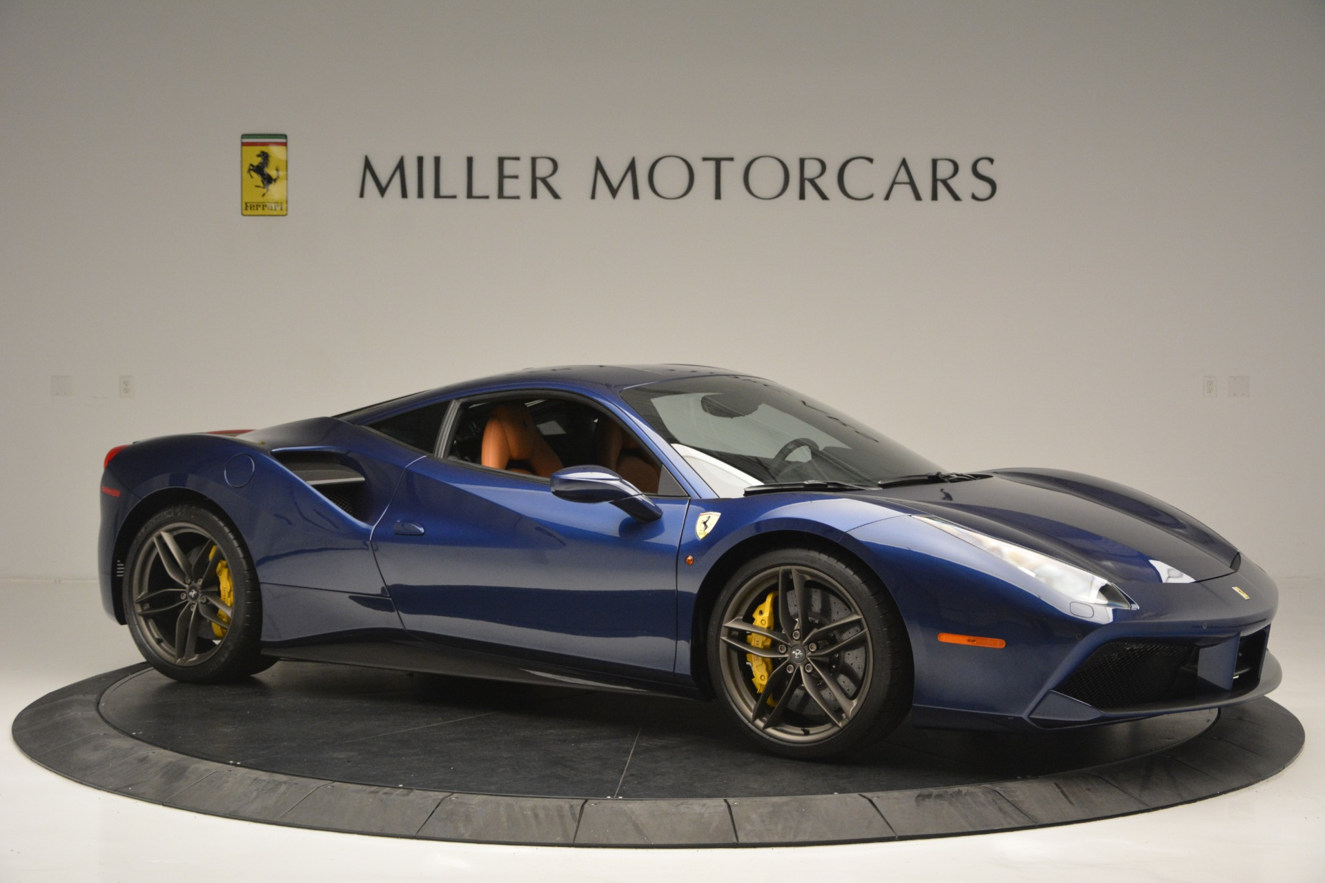 Used 2018 Ferrari 488 GTB  For Sale In Greenwich, CT. Alfa Romeo of Greenwich, 4506 2560_p10