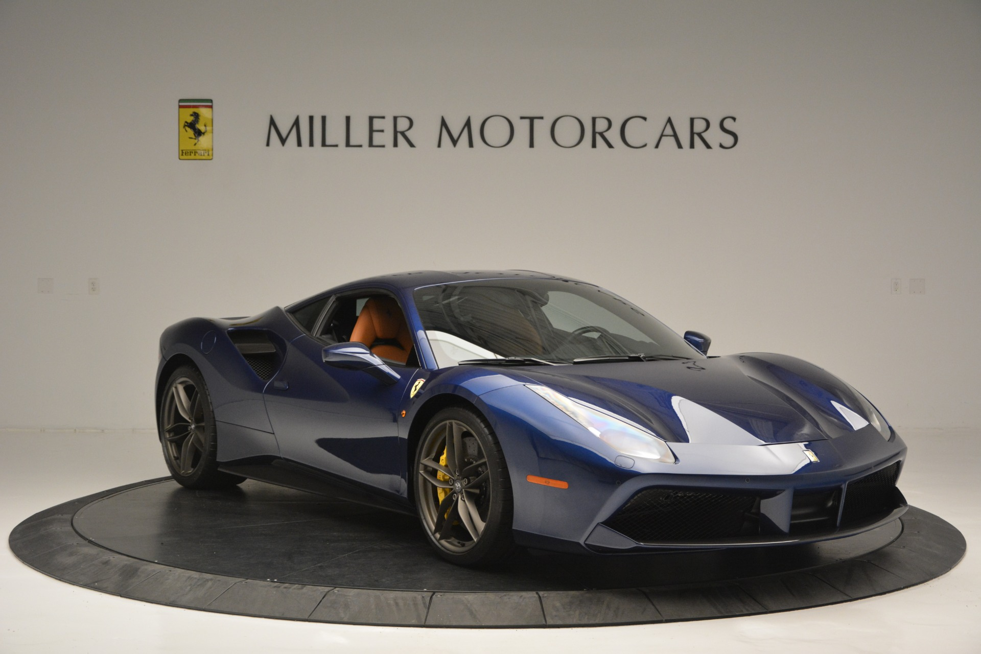 Used 2018 Ferrari 488 GTB  For Sale In Greenwich, CT. Alfa Romeo of Greenwich, 4506 2560_p11
