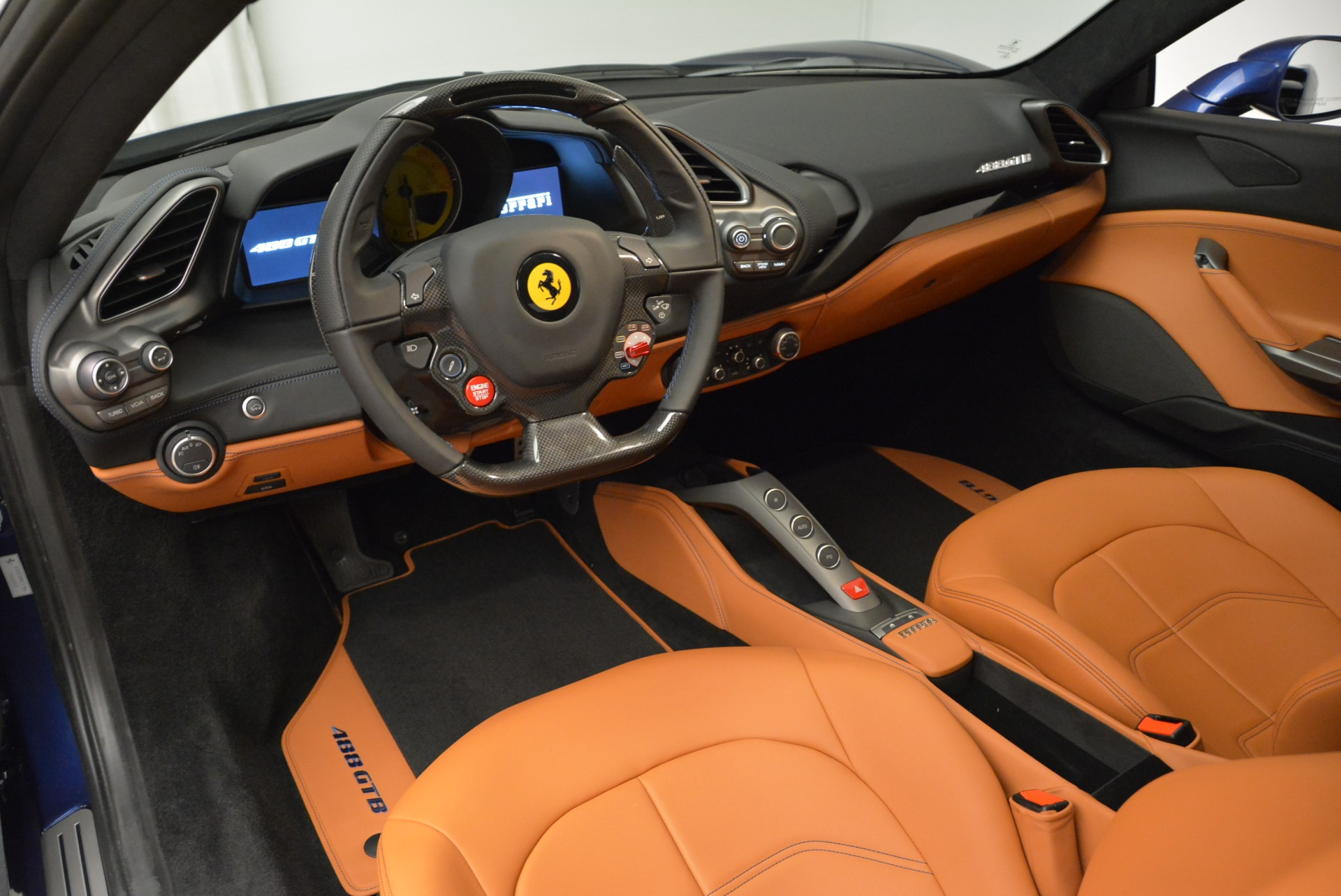 Used 2018 Ferrari 488 GTB  For Sale In Greenwich, CT. Alfa Romeo of Greenwich, 4506 2560_p20