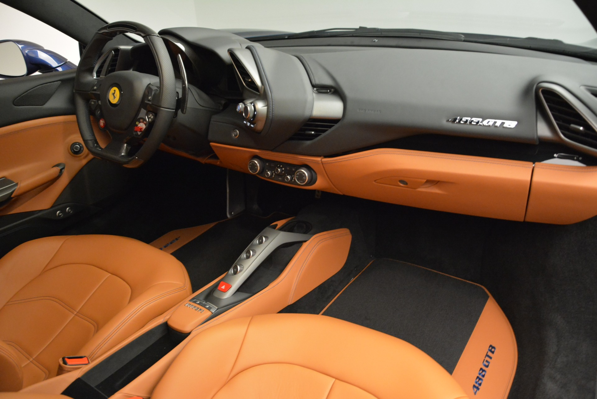Used 2018 Ferrari 488 GTB  For Sale In Greenwich, CT. Alfa Romeo of Greenwich, 4506 2560_p24