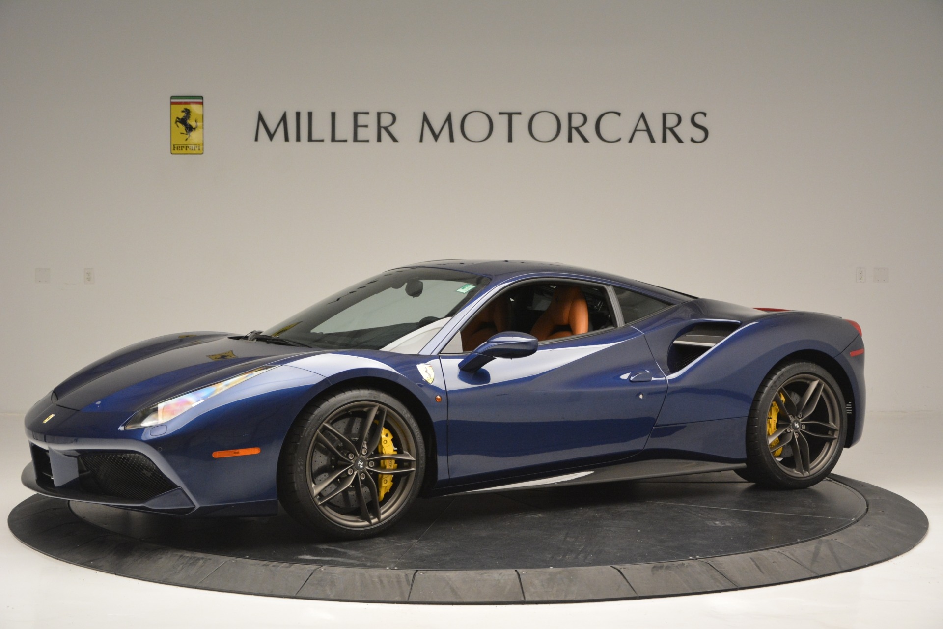 Used 2018 Ferrari 488 GTB  For Sale In Greenwich, CT. Alfa Romeo of Greenwich, 4506 2560_p2