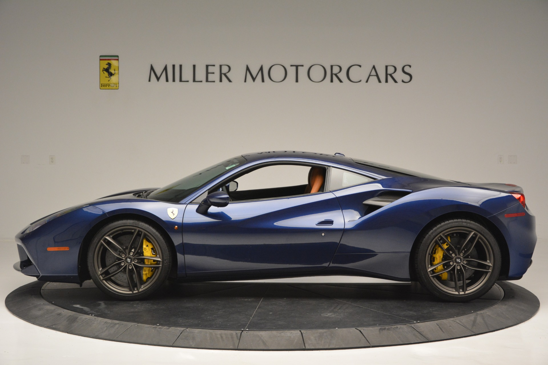 Used 2018 Ferrari 488 GTB  For Sale In Greenwich, CT. Alfa Romeo of Greenwich, 4506 2560_p3
