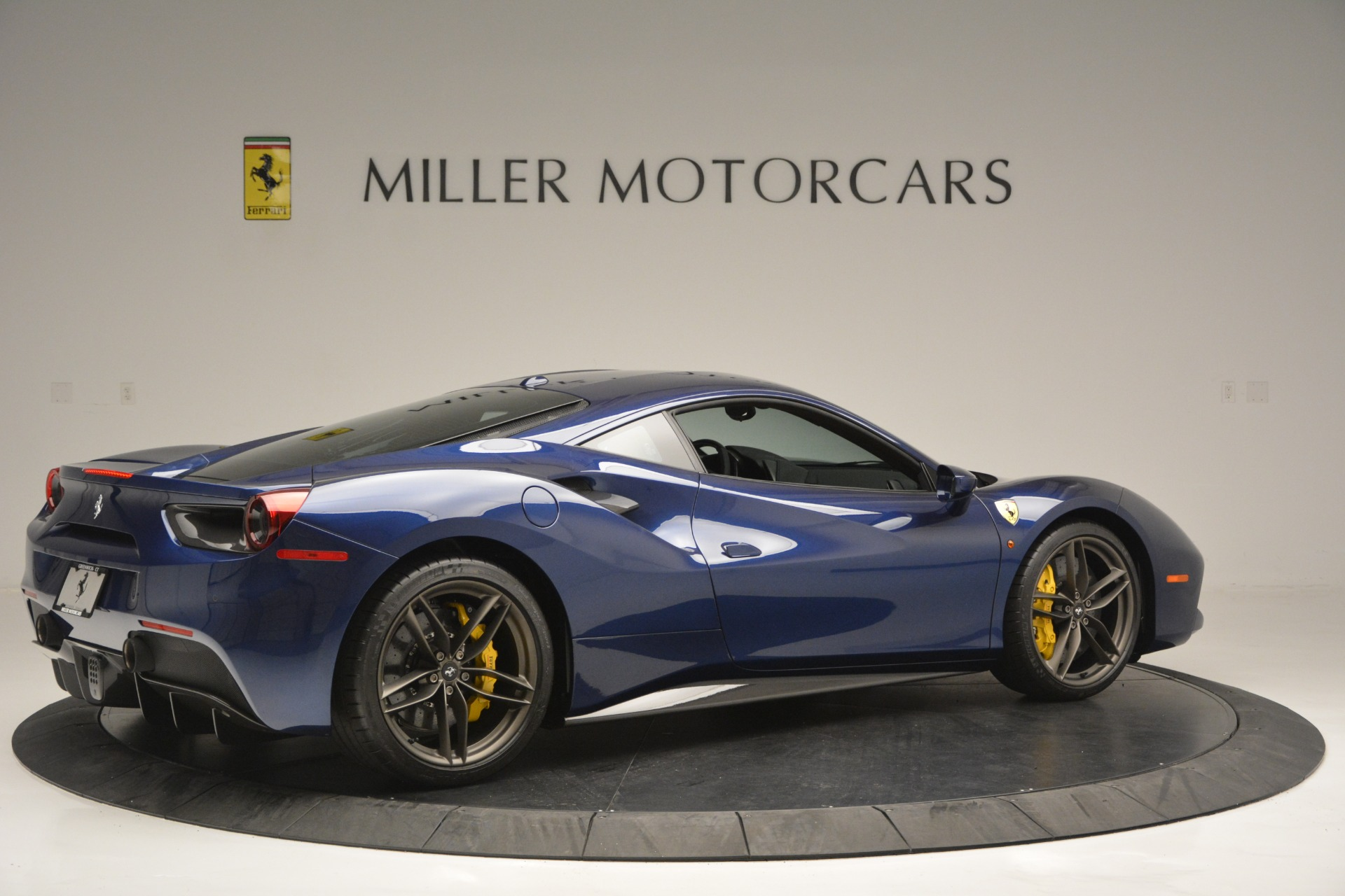 Used 2018 Ferrari 488 GTB  For Sale In Greenwich, CT. Alfa Romeo of Greenwich, 4506 2560_p8