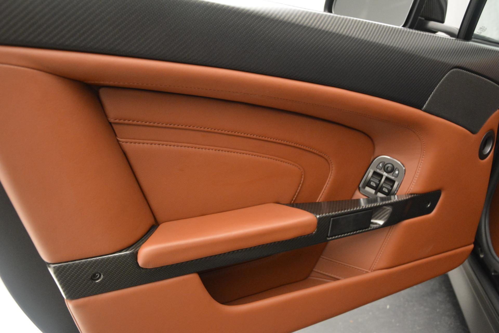 Used 2017 Aston Martin V12 Vantage S  For Sale In Greenwich, CT. Alfa Romeo of Greenwich, 7429 2561_p21