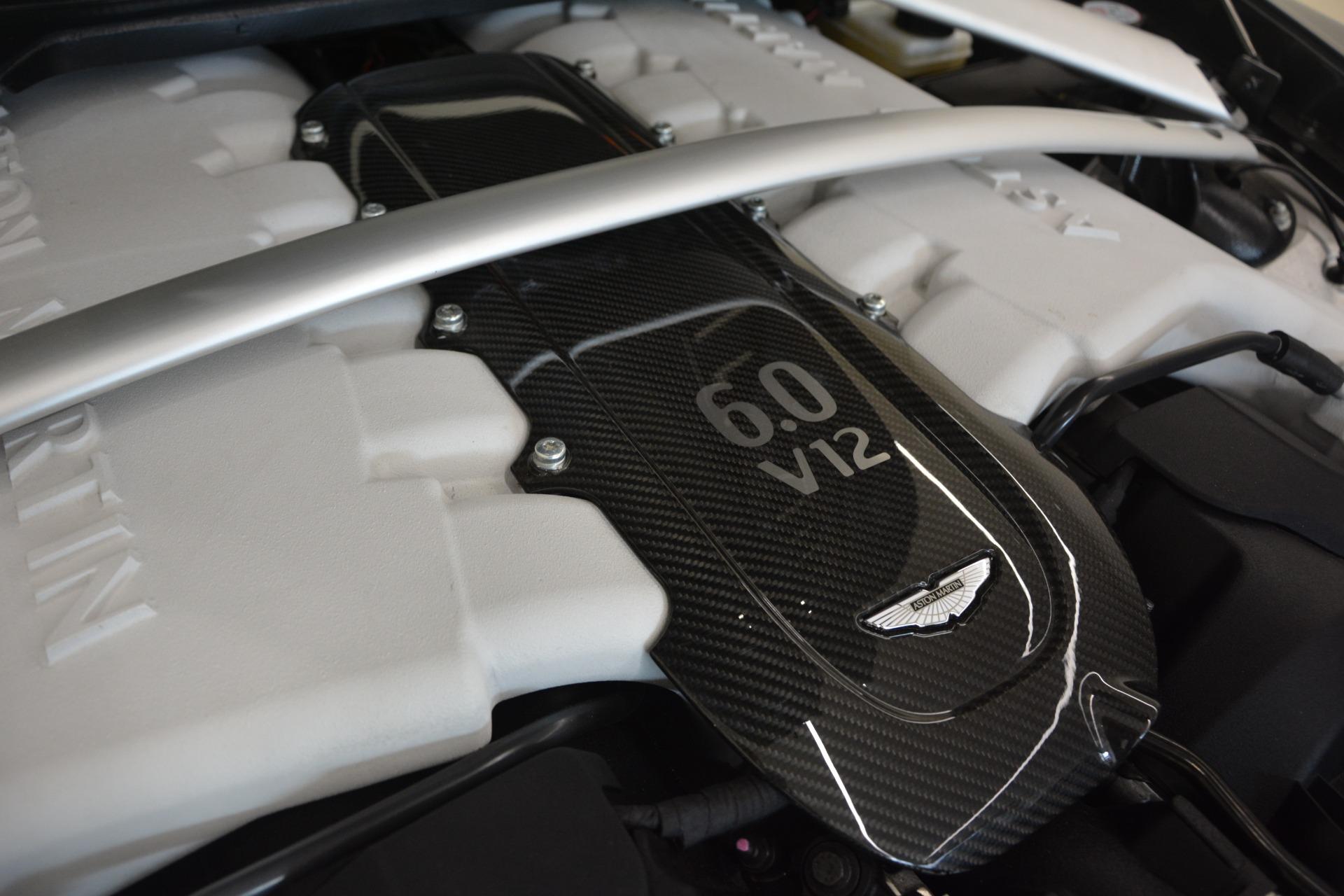 Used 2017 Aston Martin V12 Vantage S  For Sale In Greenwich, CT. Alfa Romeo of Greenwich, 7429 2561_p25