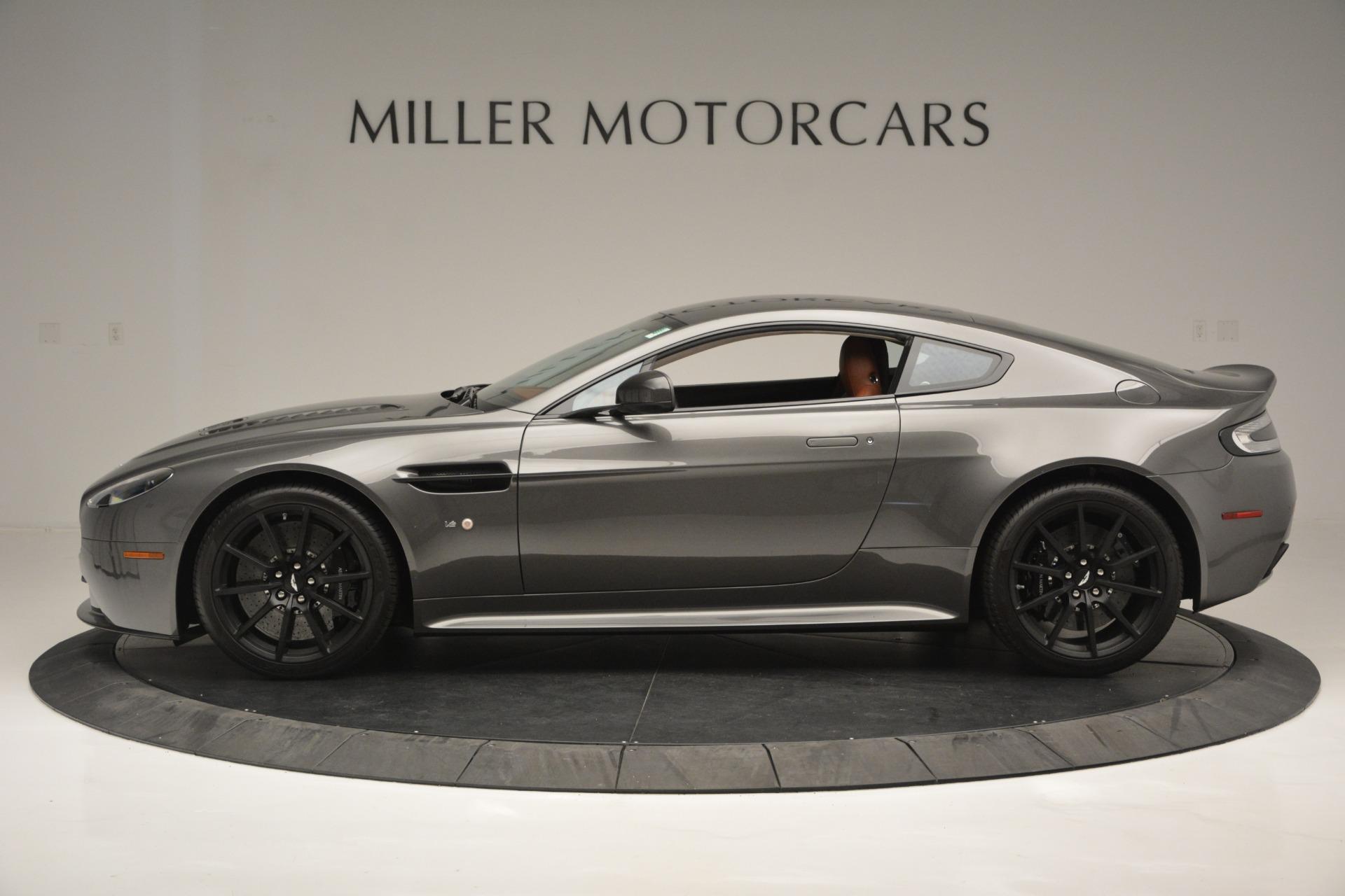 Used 2017 Aston Martin V12 Vantage S  For Sale In Greenwich, CT. Alfa Romeo of Greenwich, 7429 2561_p3