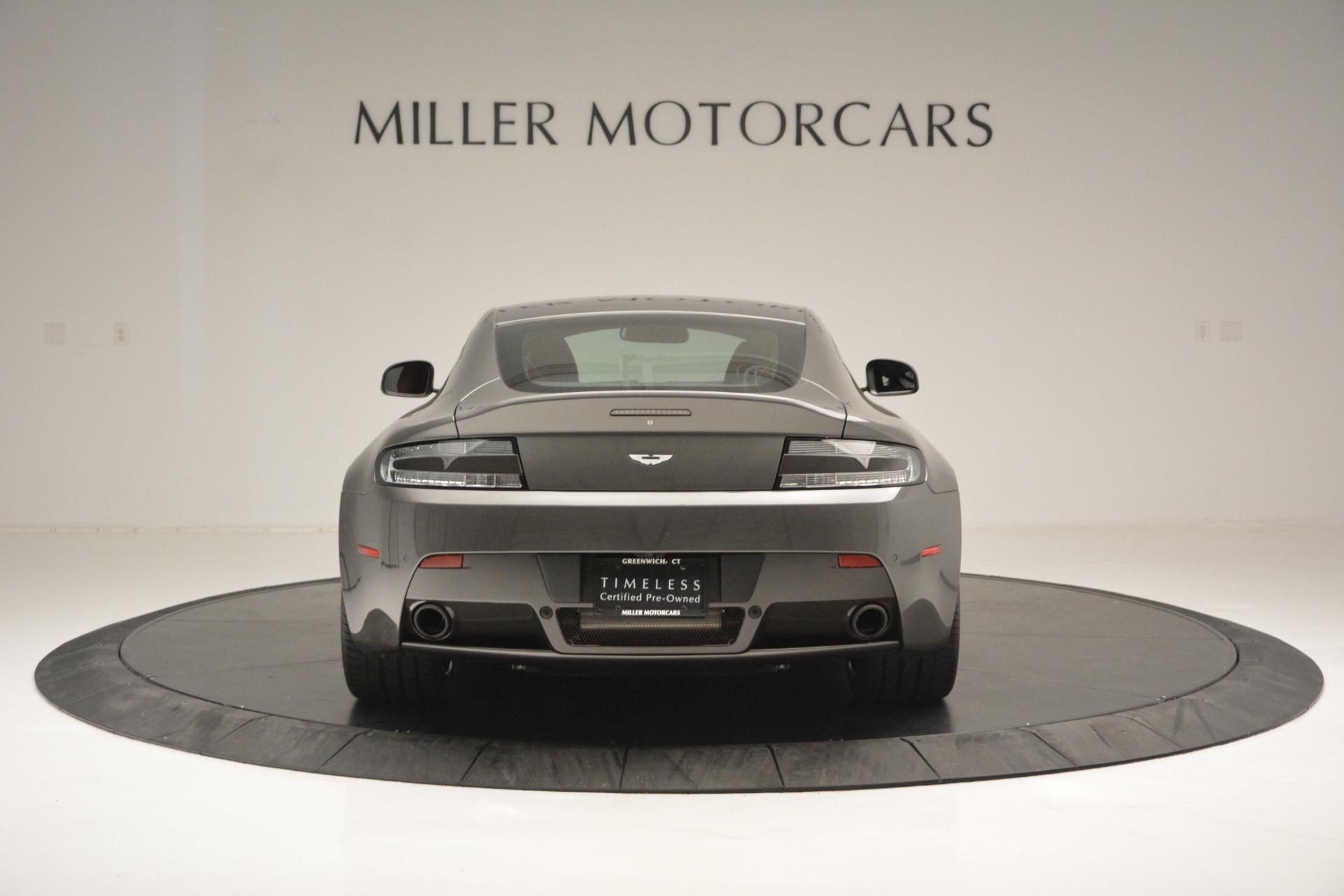 Used 2017 Aston Martin V12 Vantage S  For Sale In Greenwich, CT. Alfa Romeo of Greenwich, 7429 2561_p6