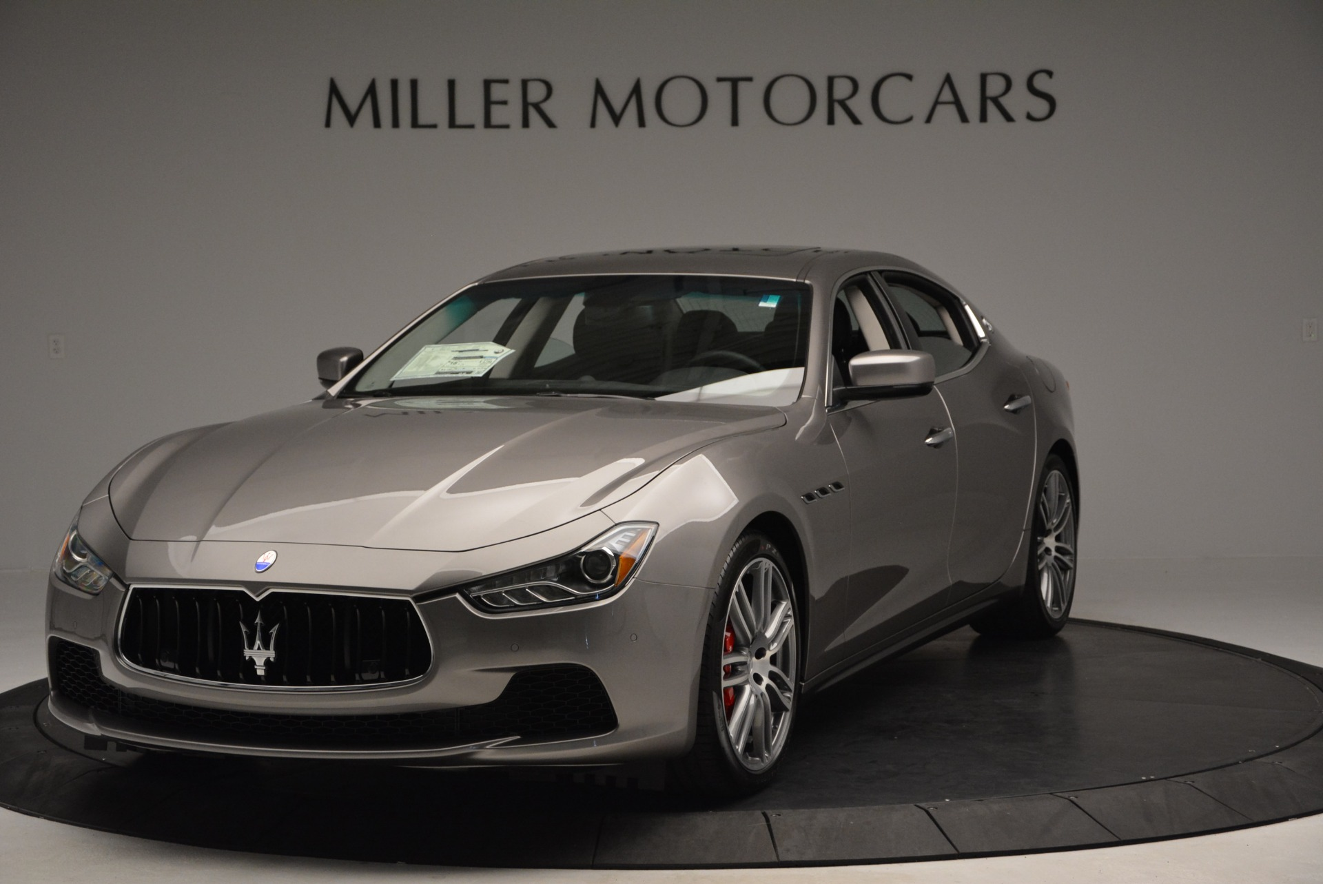 Used 2014 Maserati Ghibli S Q4 For Sale In Greenwich, CT. Alfa Romeo of Greenwich, 7426 2562_main