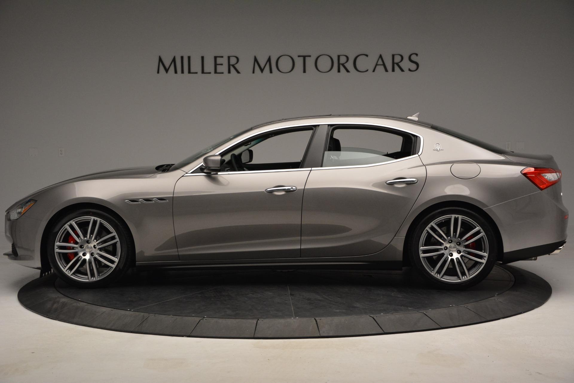 Used 2014 Maserati Ghibli S Q4 For Sale In Greenwich, CT. Alfa Romeo of Greenwich, 7426 2562_p3