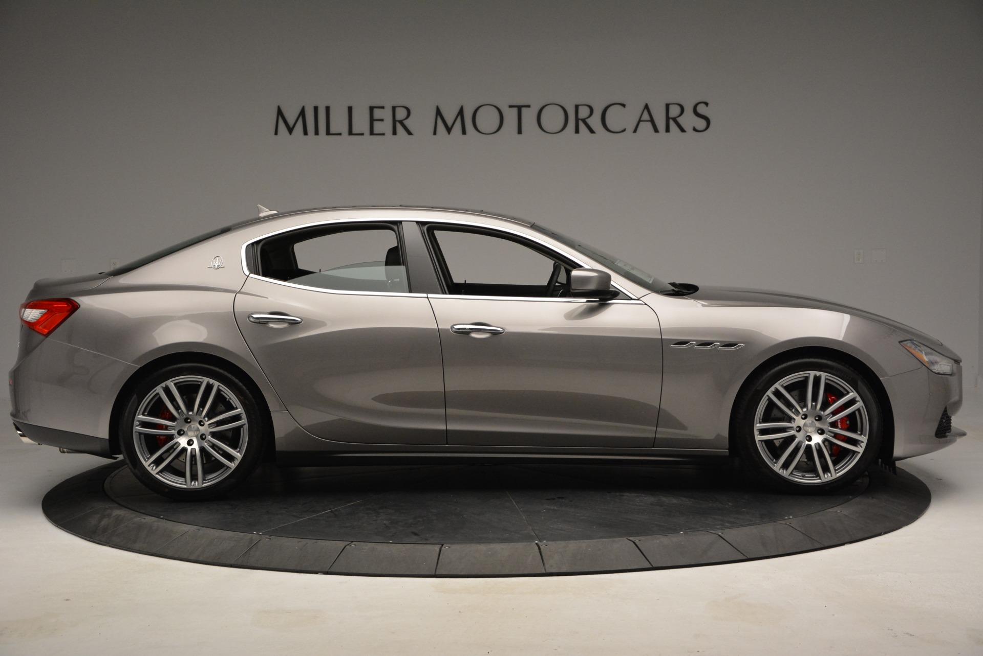 Used 2014 Maserati Ghibli S Q4 For Sale In Greenwich, CT. Alfa Romeo of Greenwich, 7426 2562_p9