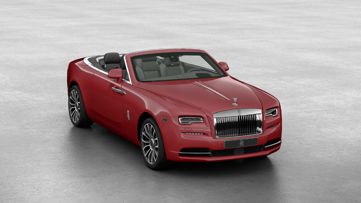 Used 2018 Rolls-Royce Dawn  For Sale In Greenwich, CT. Alfa Romeo of Greenwich, U107779 2563_p2